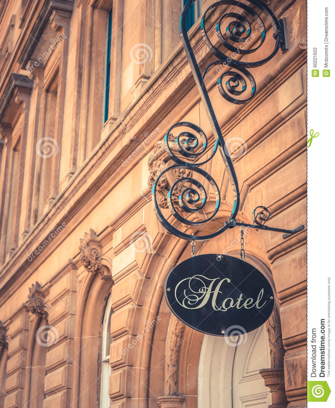 Utsmyckat lyxigt boutiquehotell