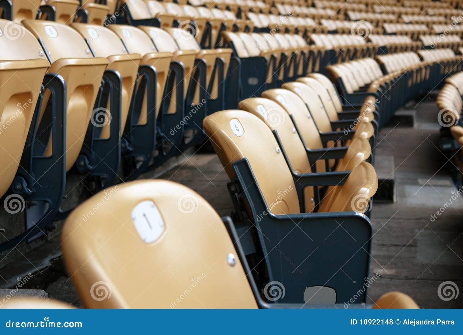 Uw genummerde zetel