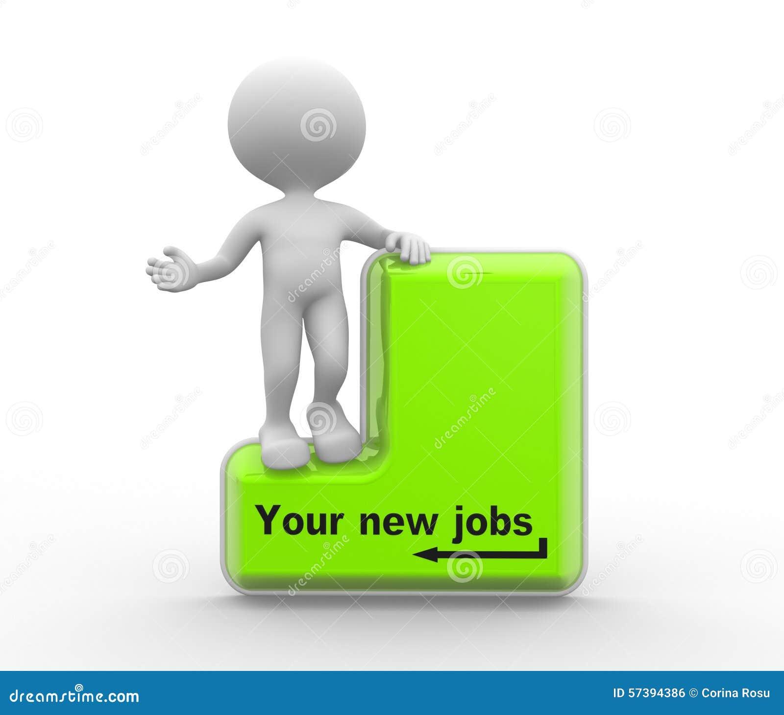 Uw nieuwe banen