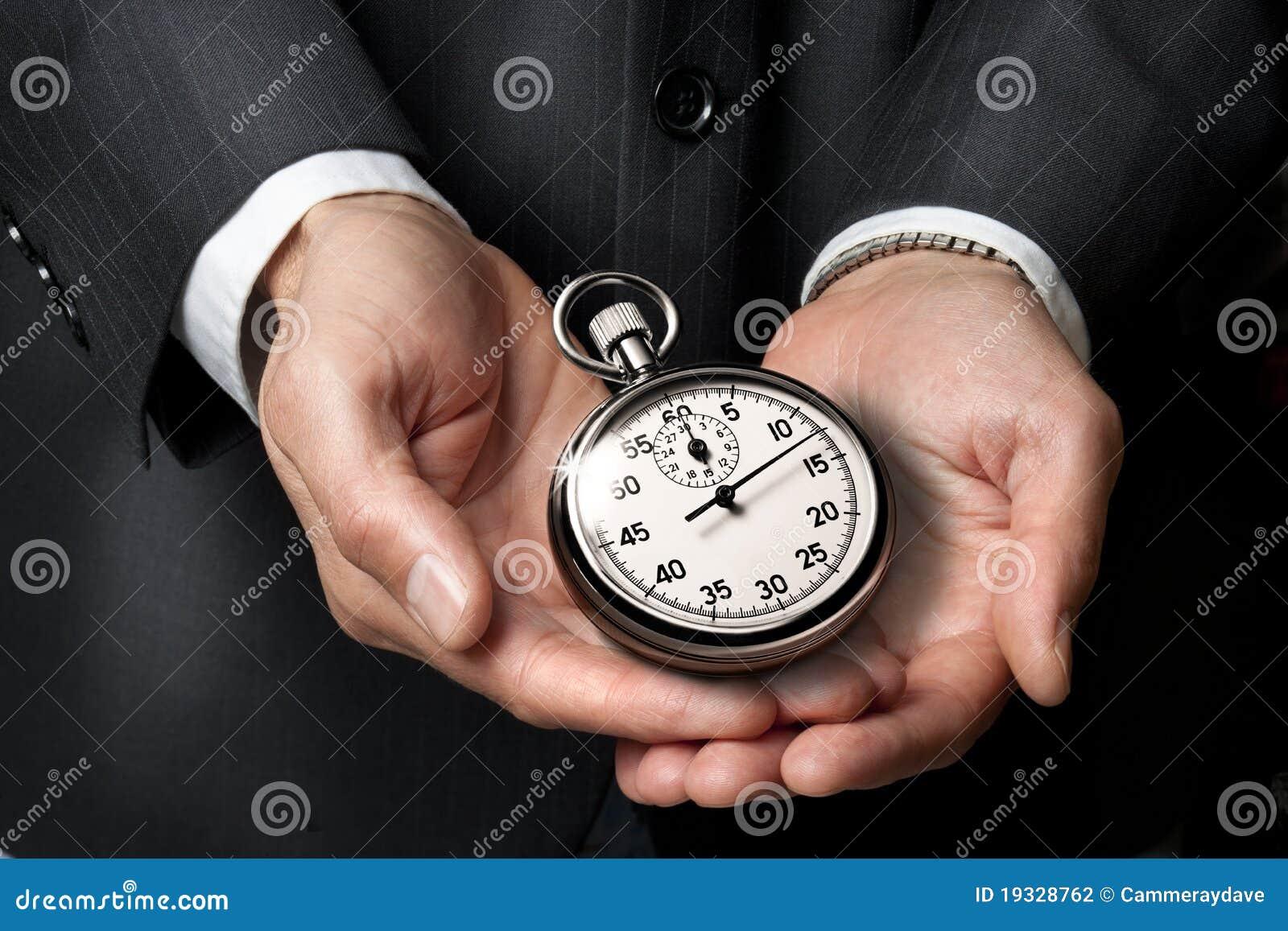 Uw Tijd begint nu