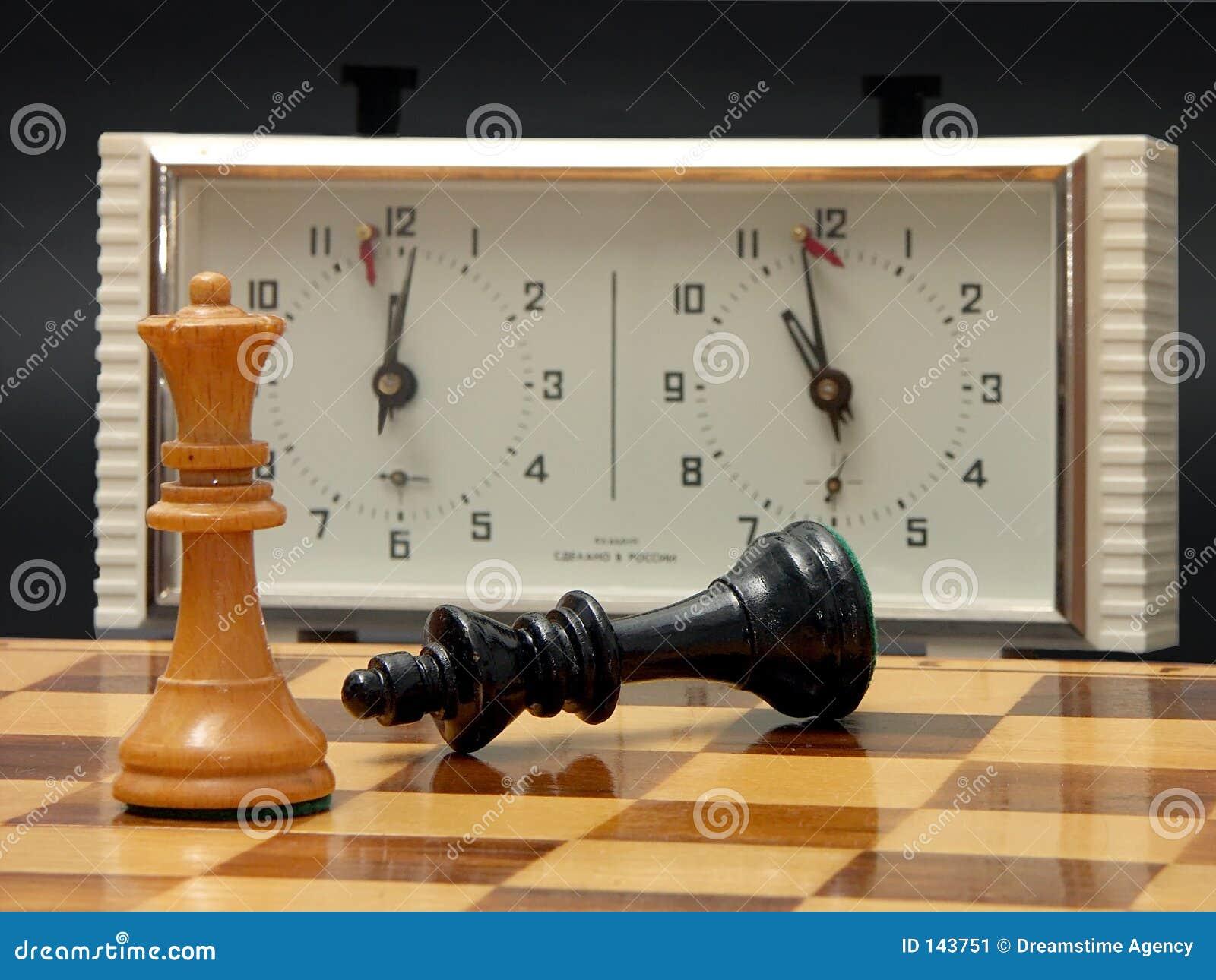 Uw tijd is over- ik wint