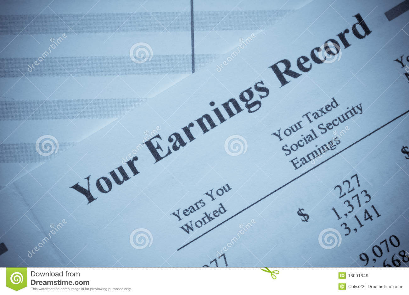 Uw Verslag van Inkomens