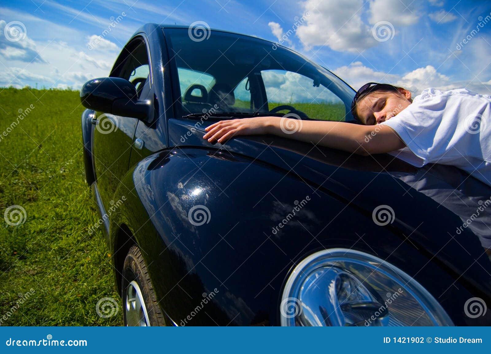 Uwielbiam samochód