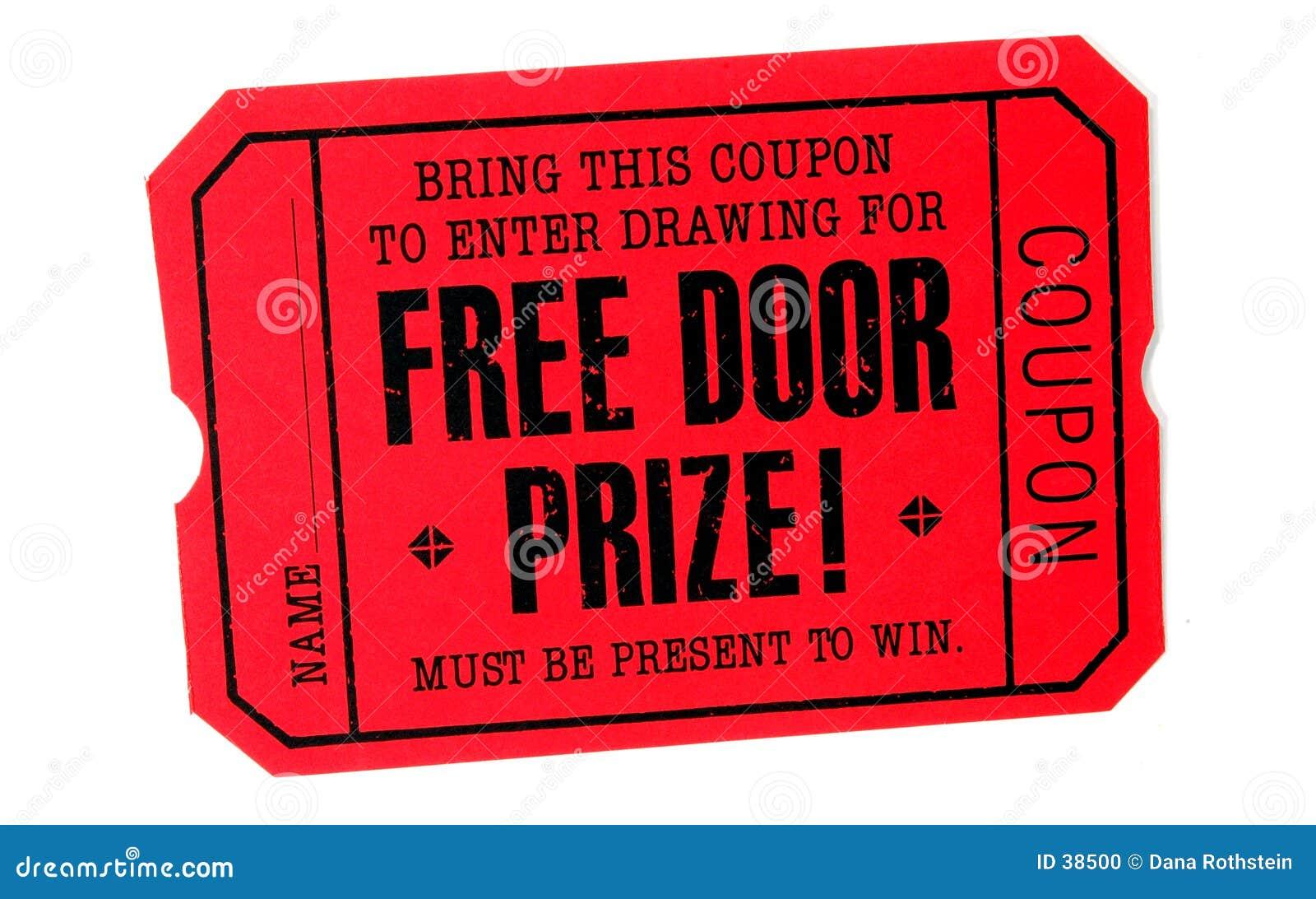Uwolnij nagrodę drzwi