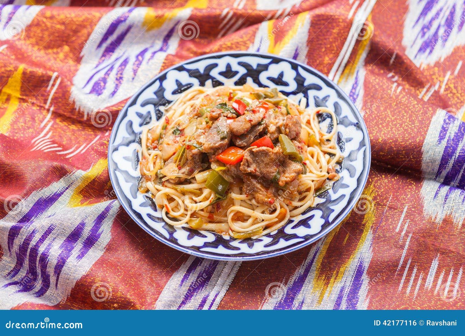 uzbek meals essay
