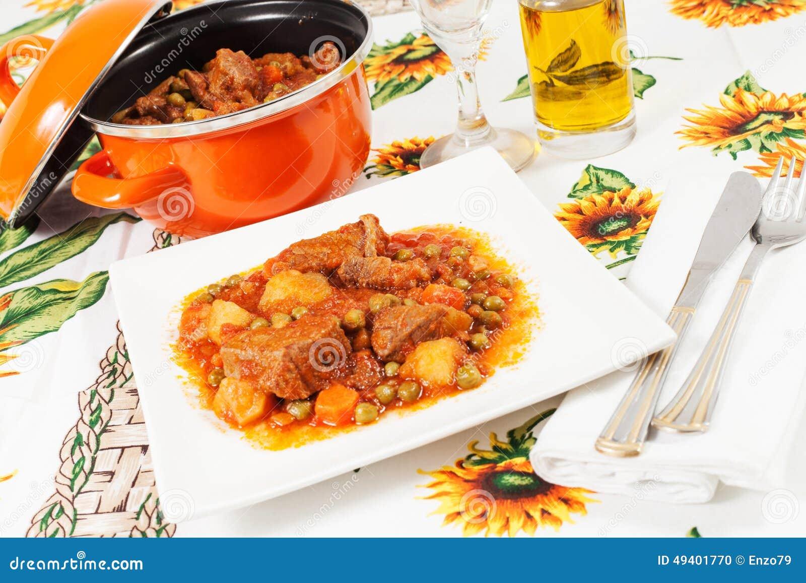 Download Uzbeki Staatsangehörignahrung Stockfoto - Bild von dick, mahlzeit: 49401770