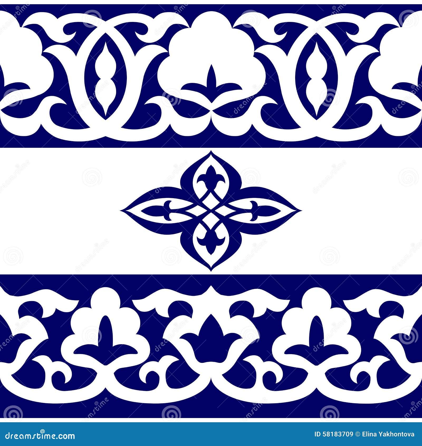 Uzbekistan wzory