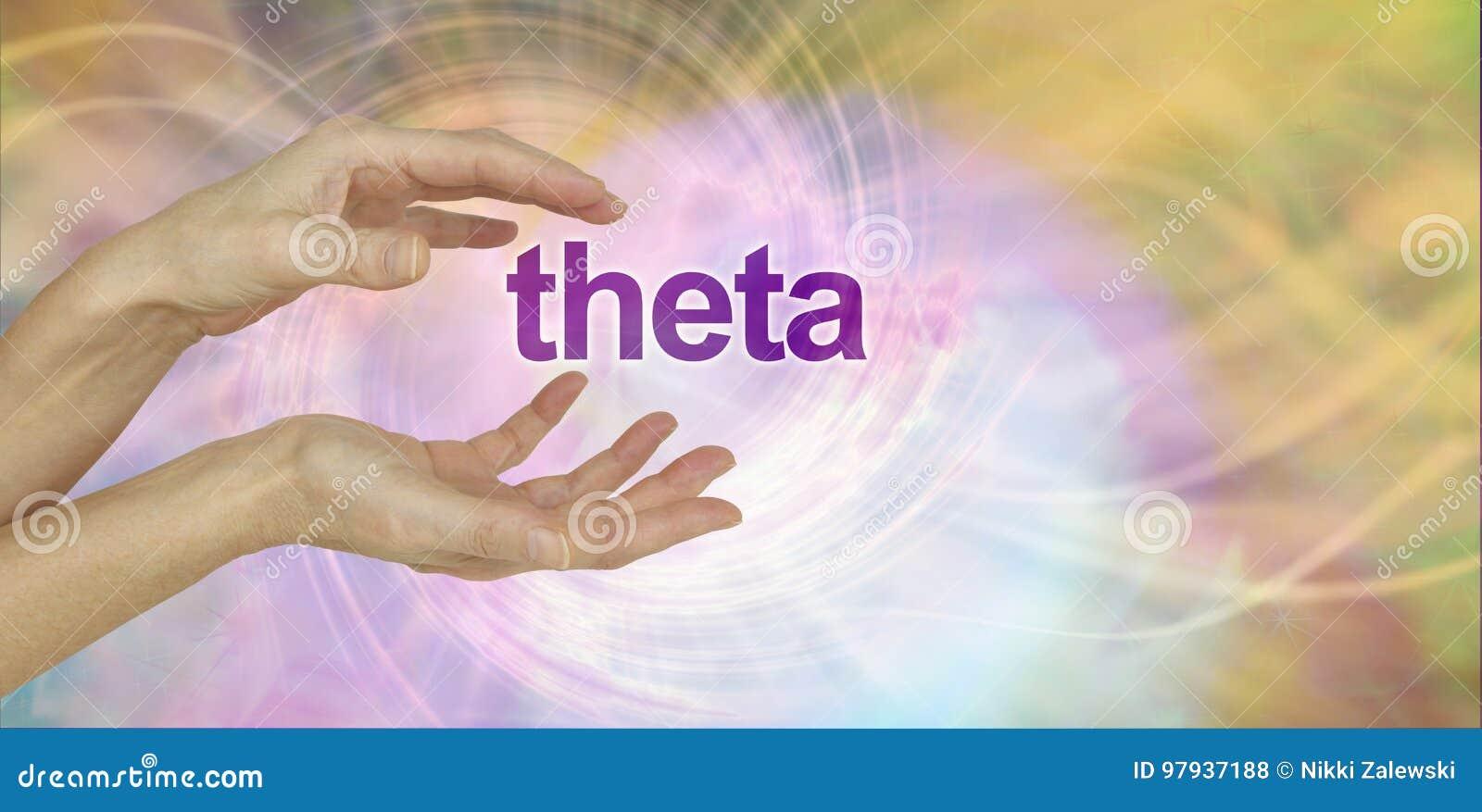 Uzdrowiciel pracuje z theta energią
