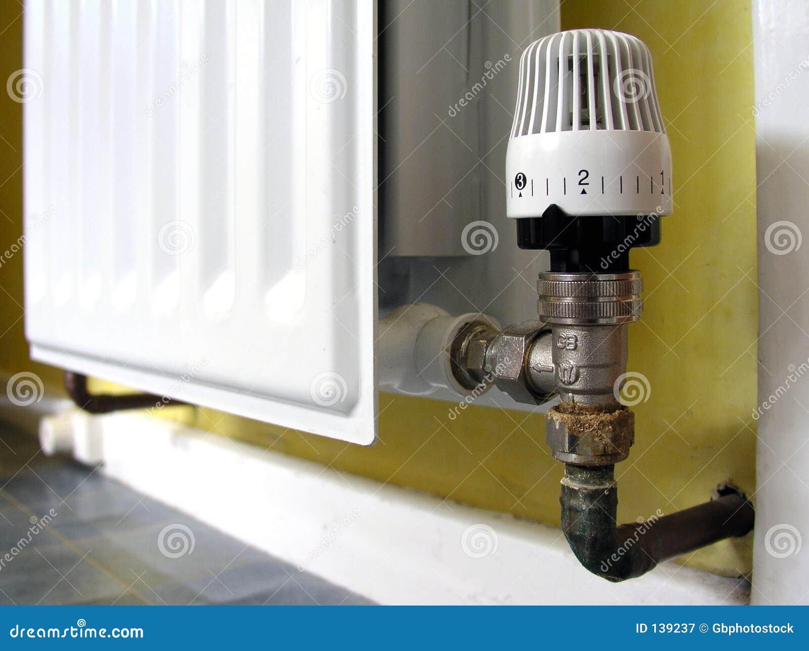 Válvula del radiador