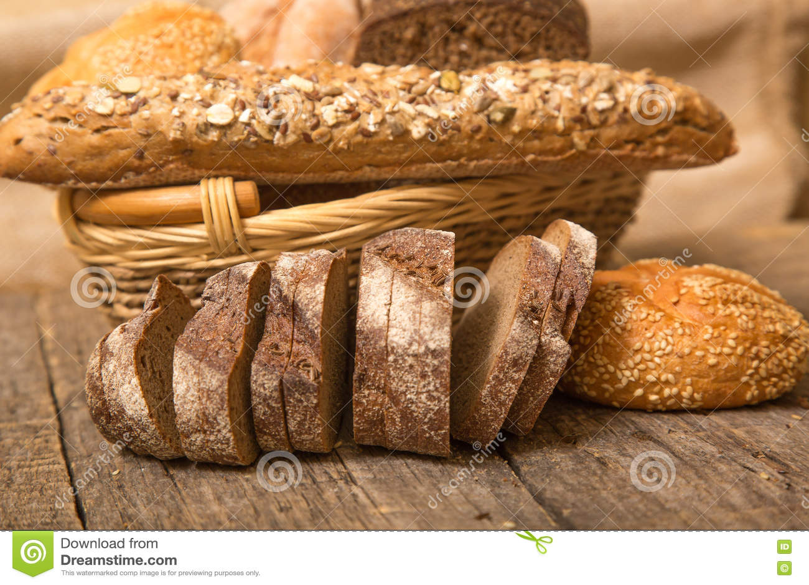 Vário pão