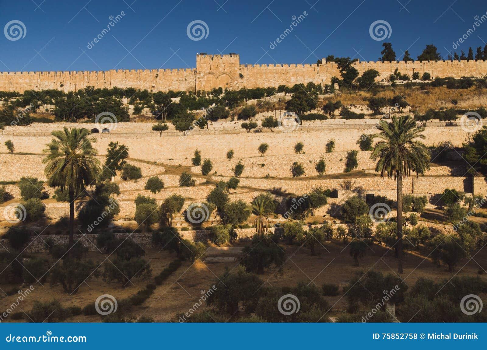 Väggar av Jerusalem, Israel