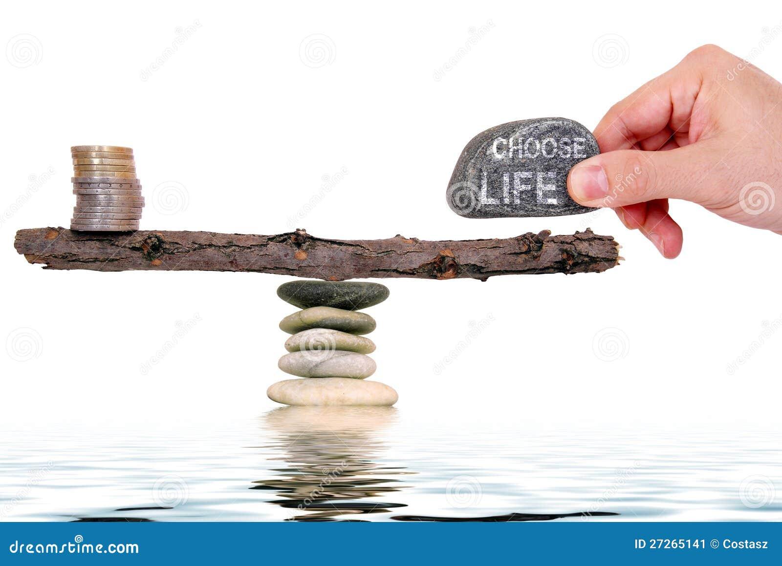 Välj livstid