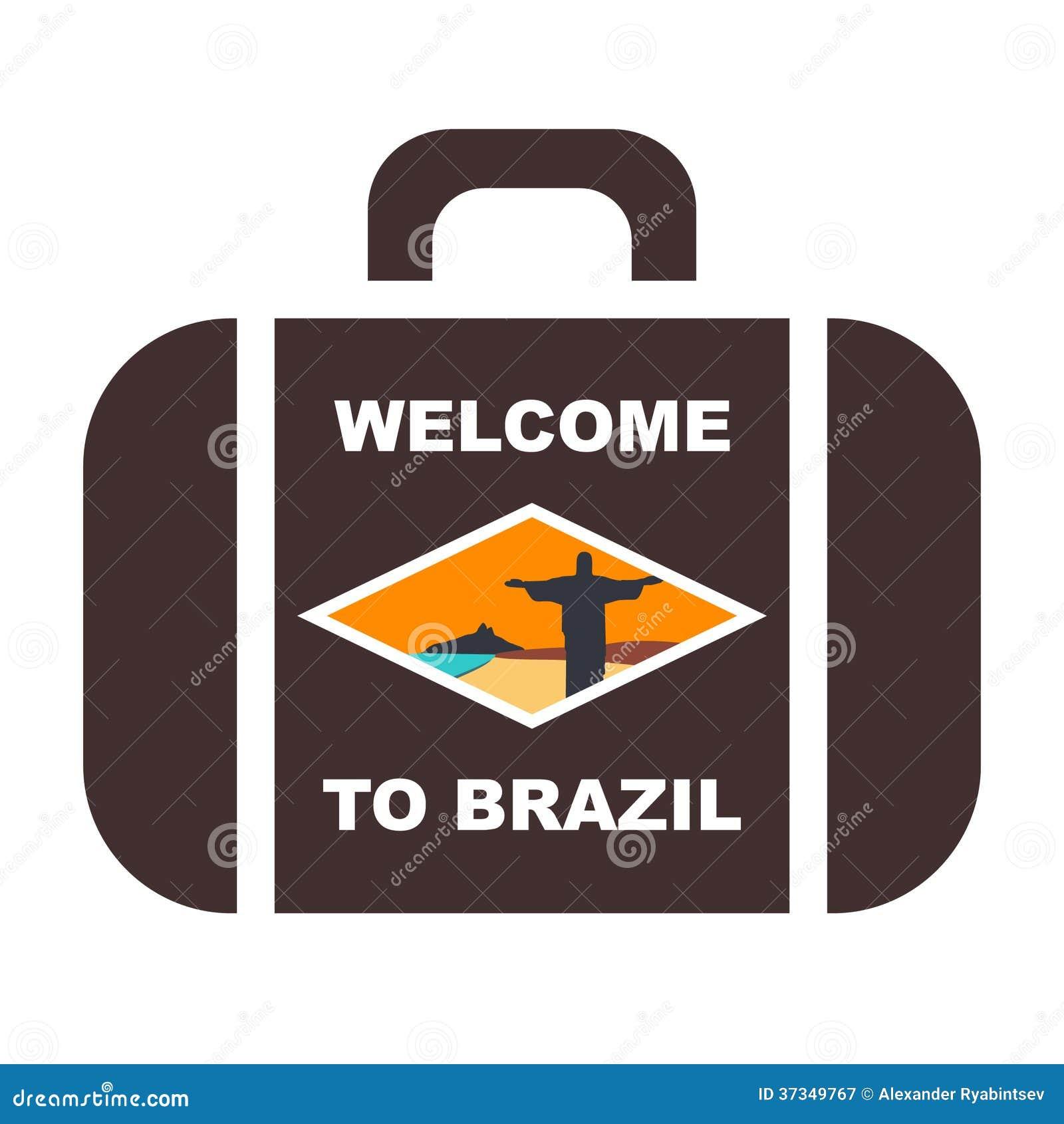 Välkomnande till Brasilien