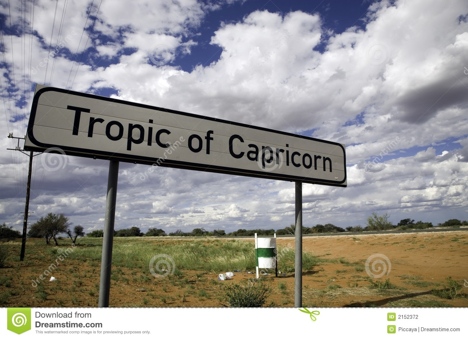 Vändkrets av capricornen
