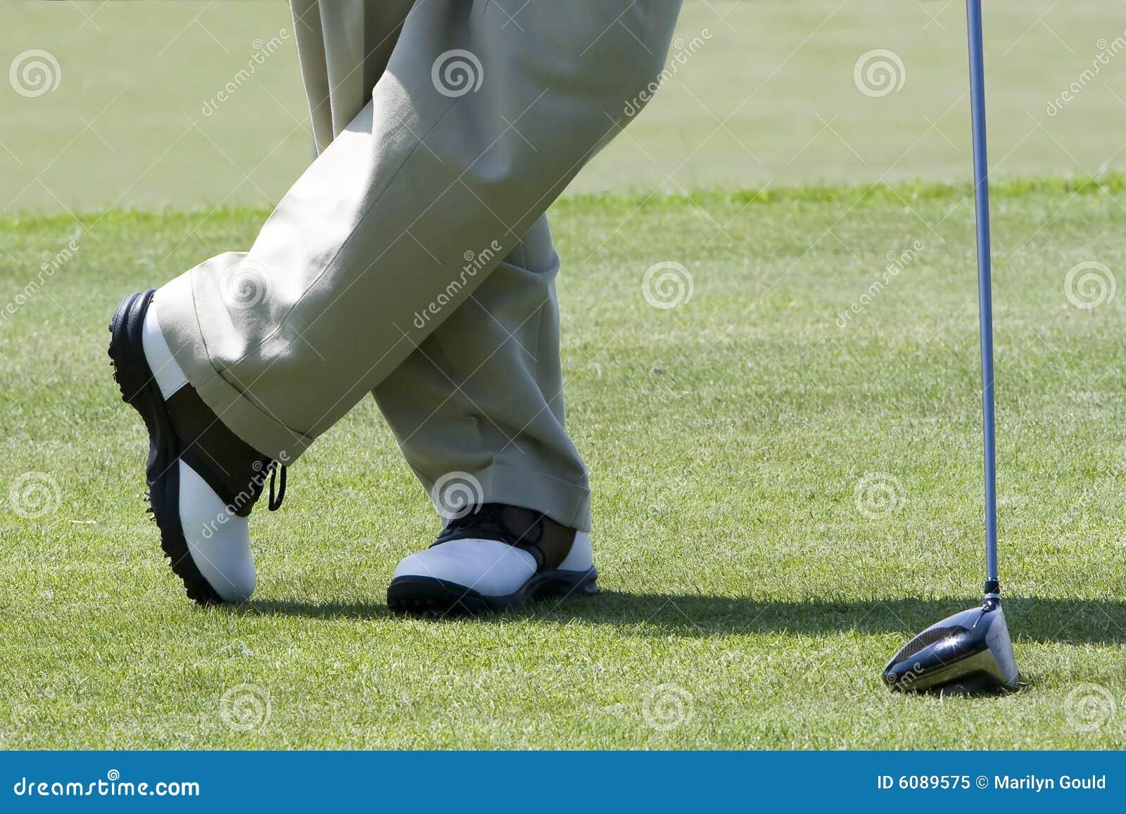 Vänta för golfare