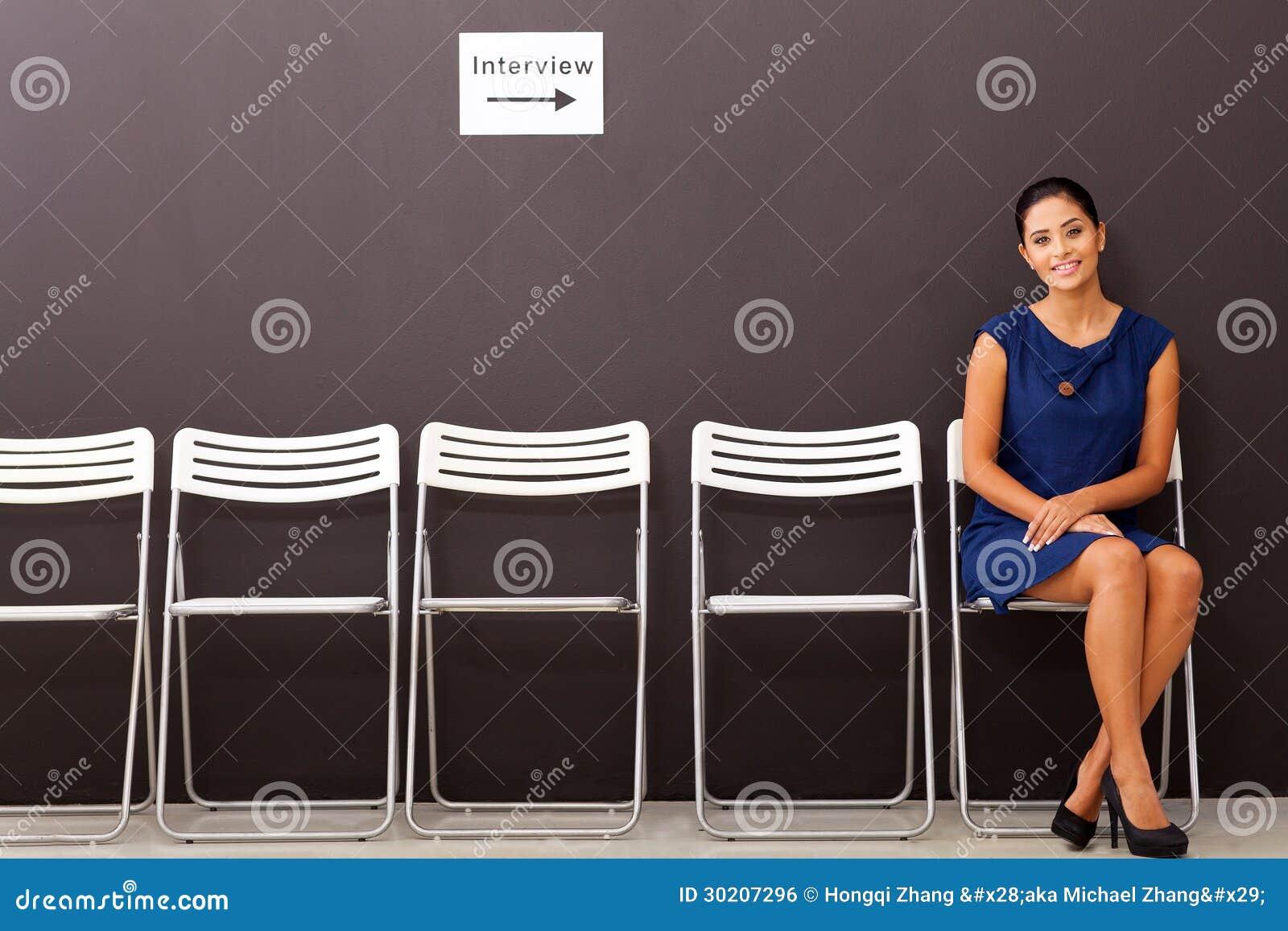 Affärskvinnajobbintervju