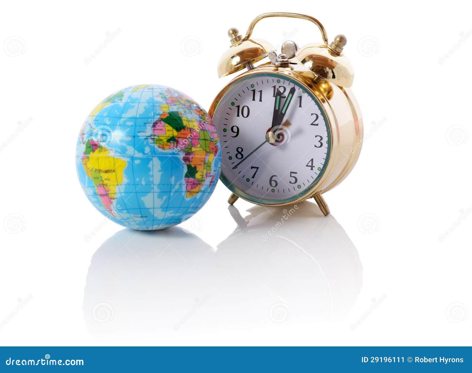 Världen tar tid på