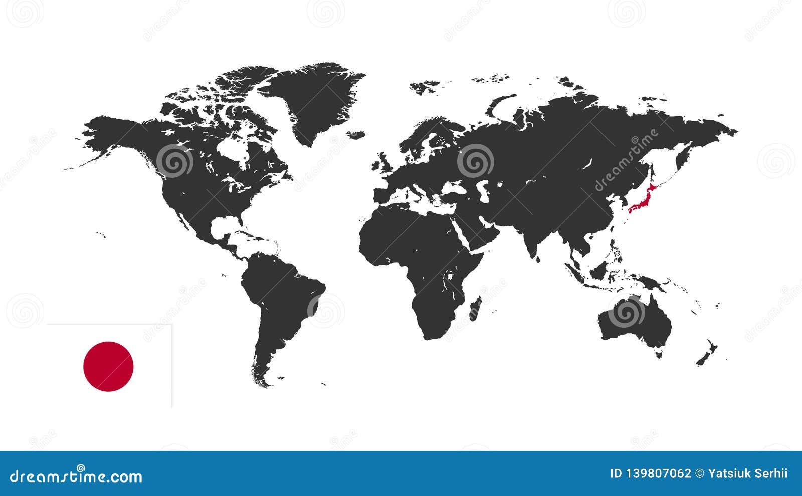 Världskartakontur