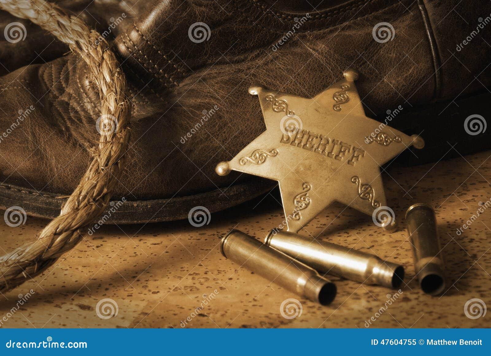 Västra sheriff