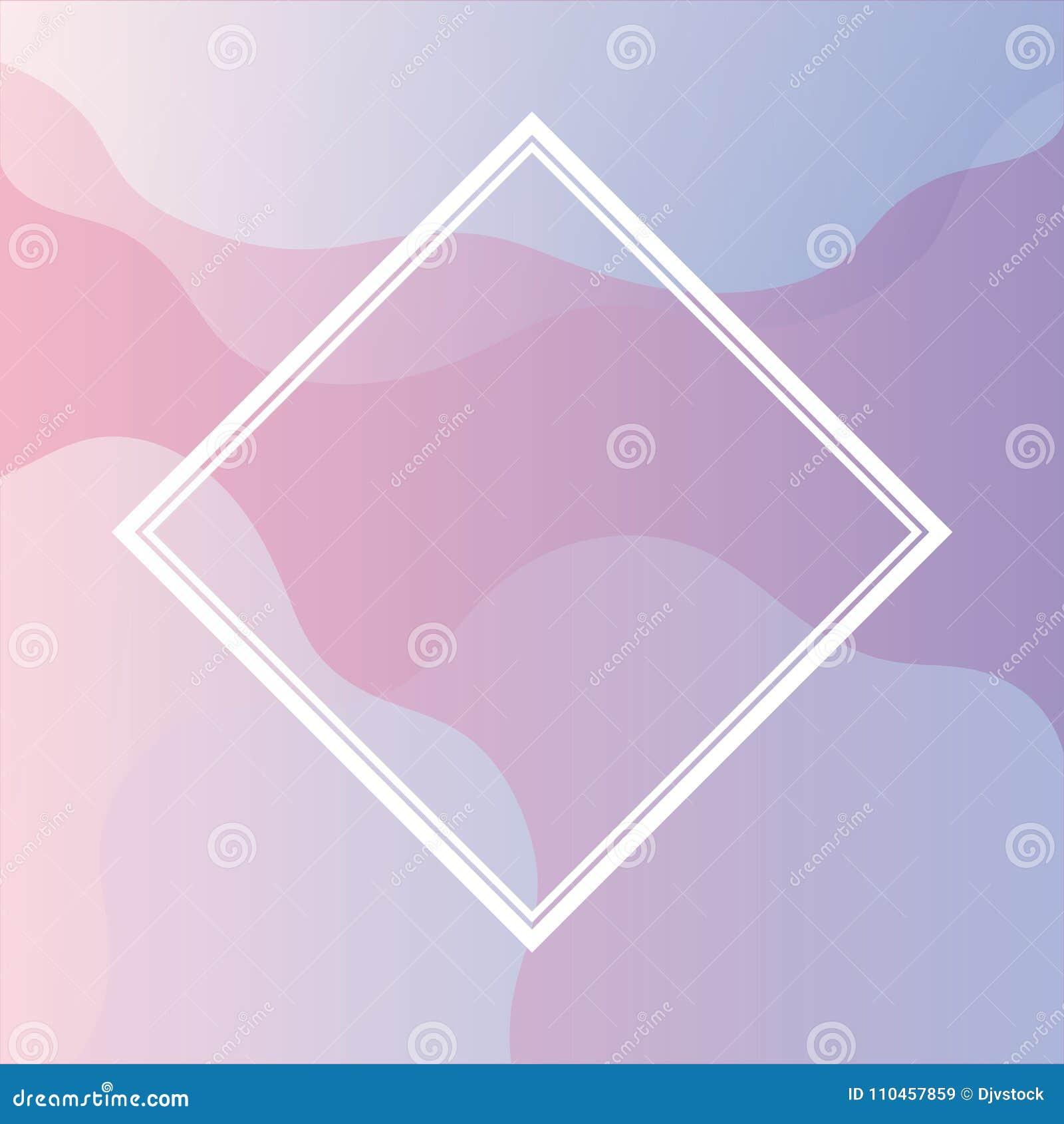 Vätska formad design