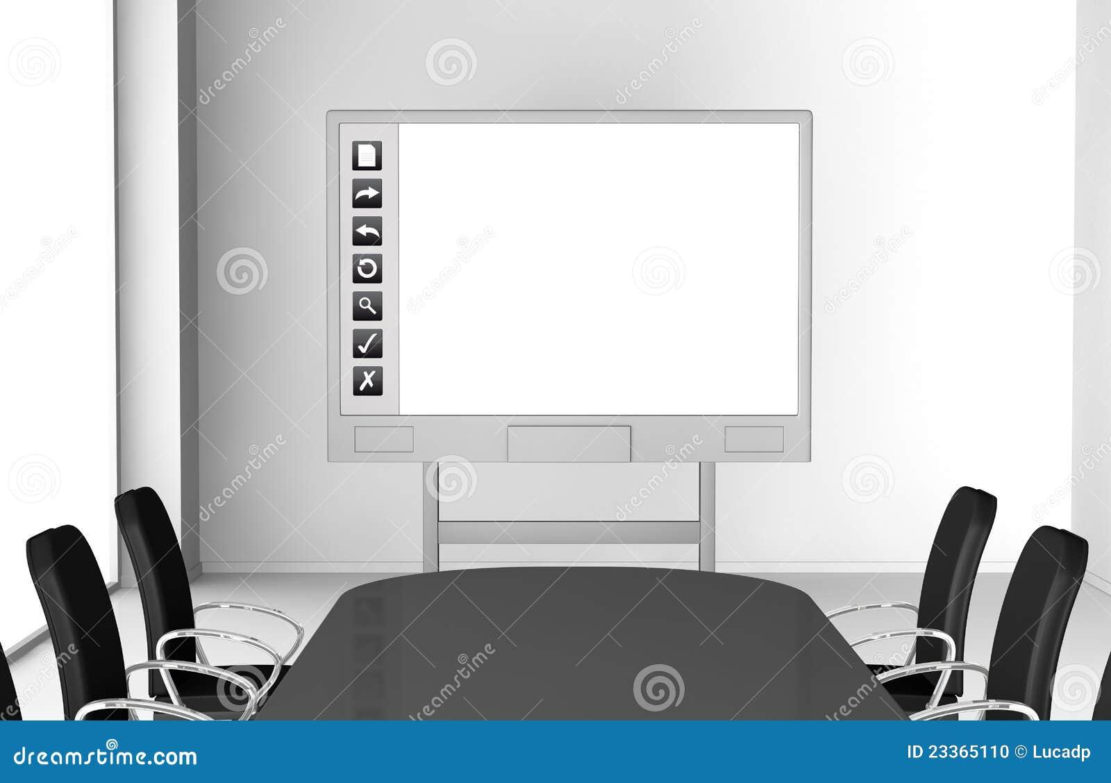 Växelverkande whiteboard