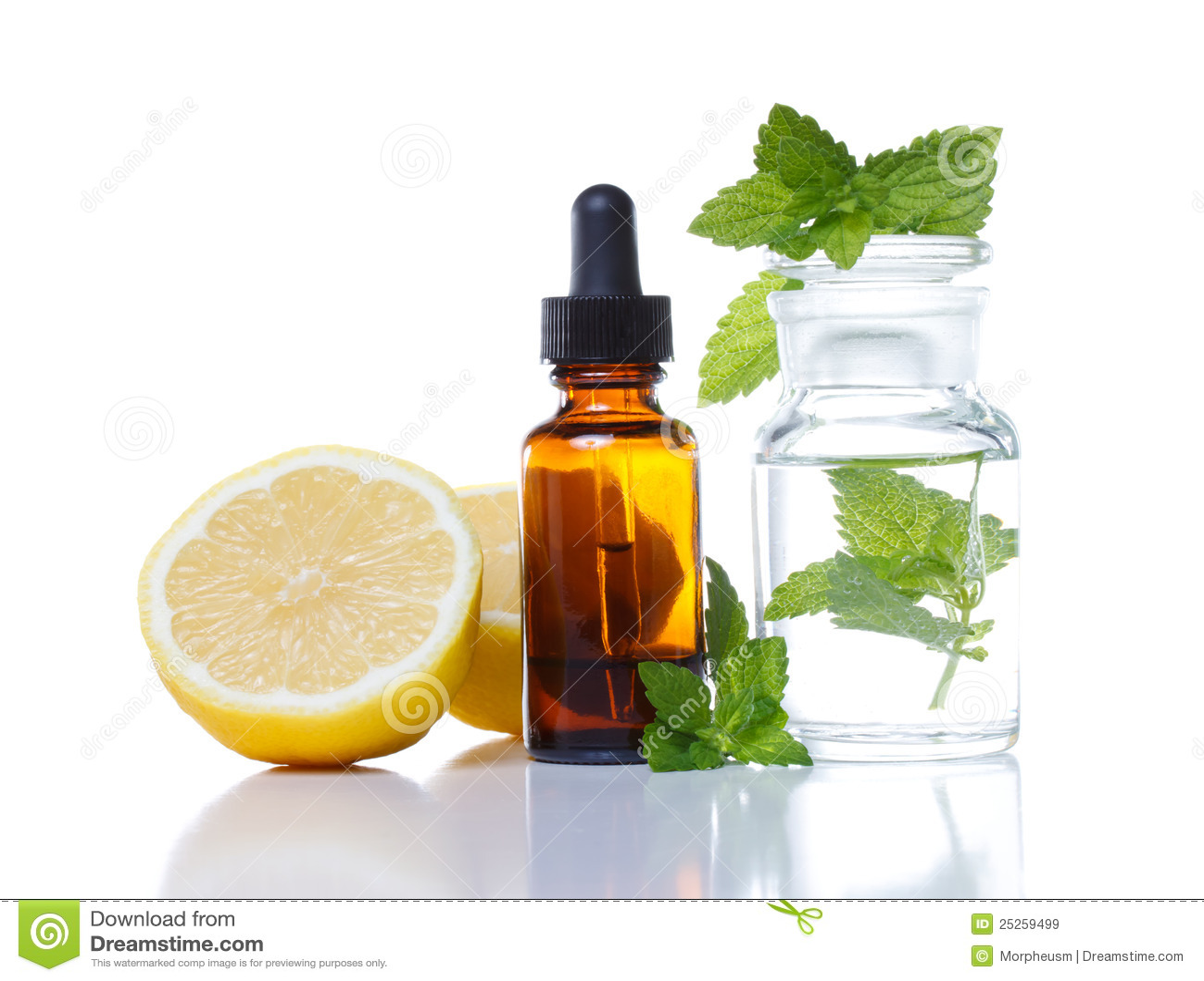 Växt- medicin för aromatherapy flaskdroppglass