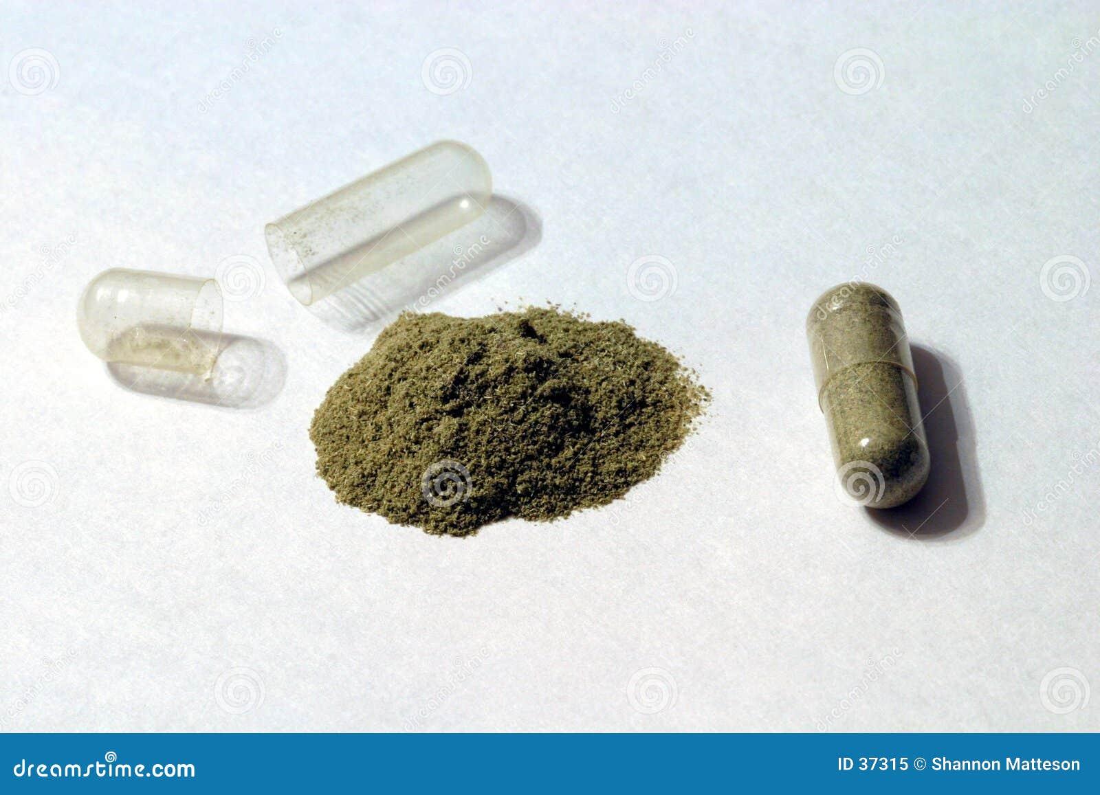 Växt- supplements