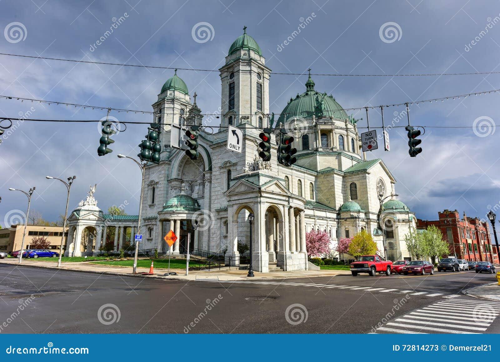 Vår dam av Victory Basilica - Lackawanna, NY