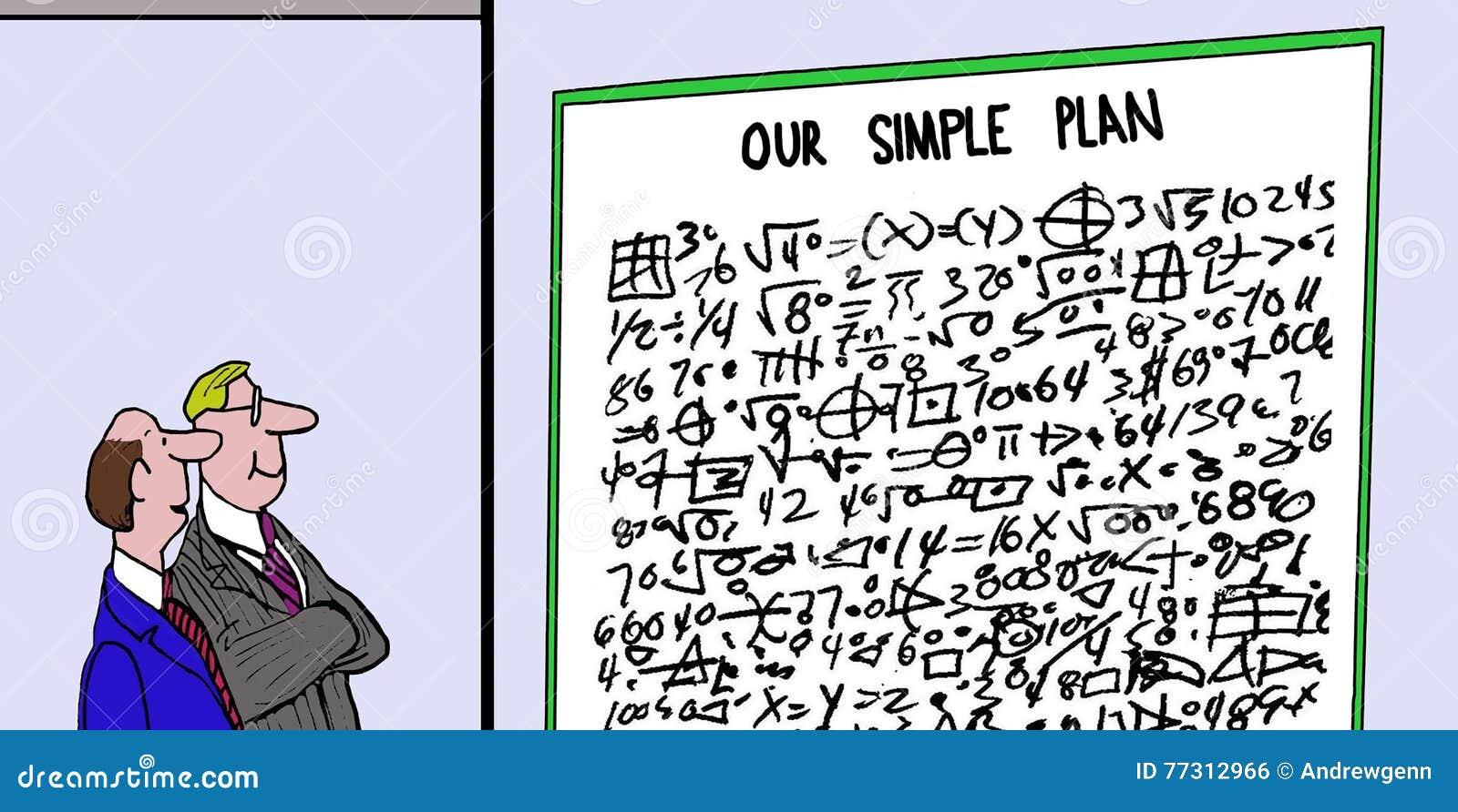 Vårt enkla plan