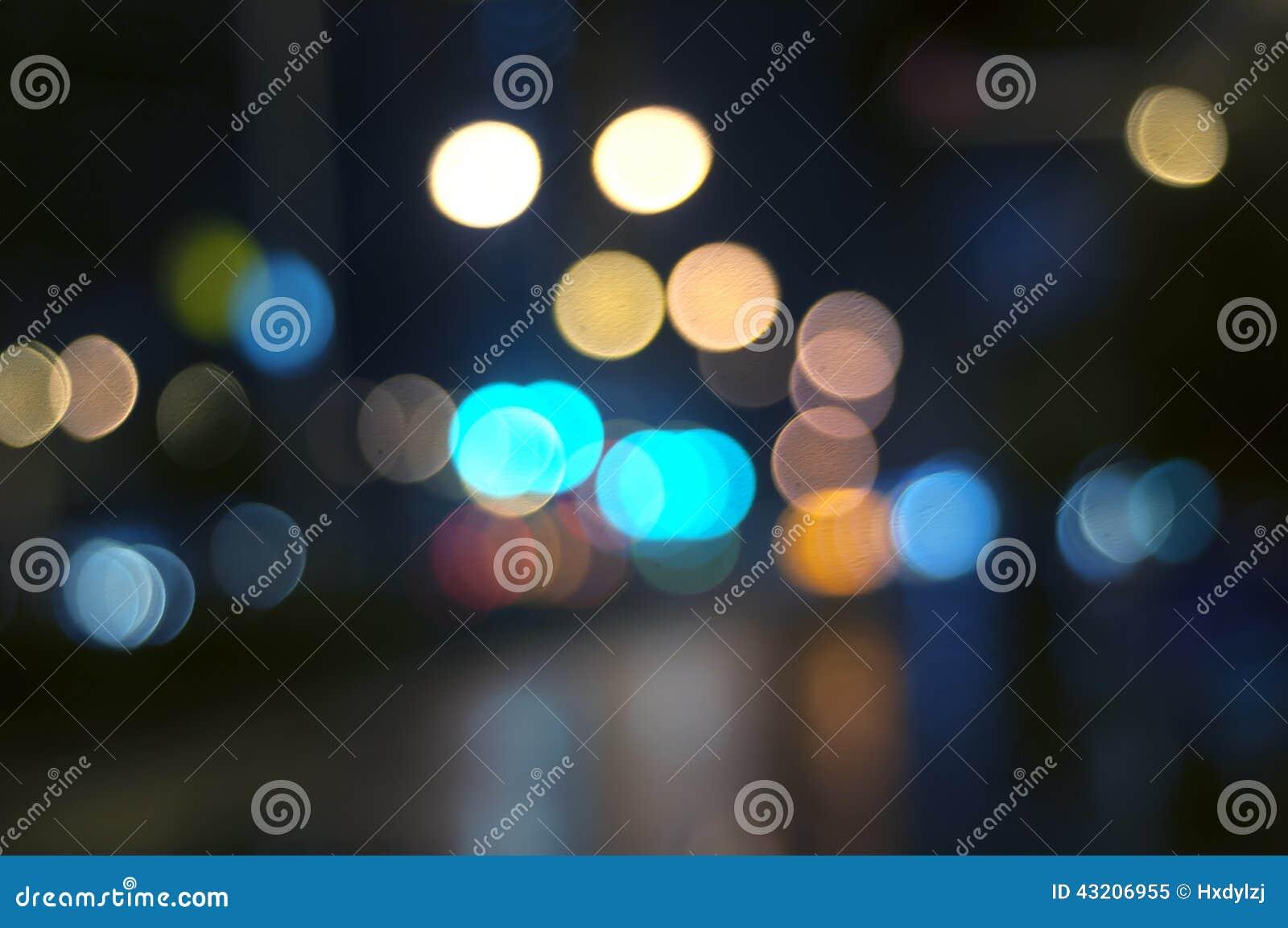 Download Vått Fönster Med Bakgrund Av Nattstaden Fotografering för Bildbyråer - Bild av stad, stads: 43206955