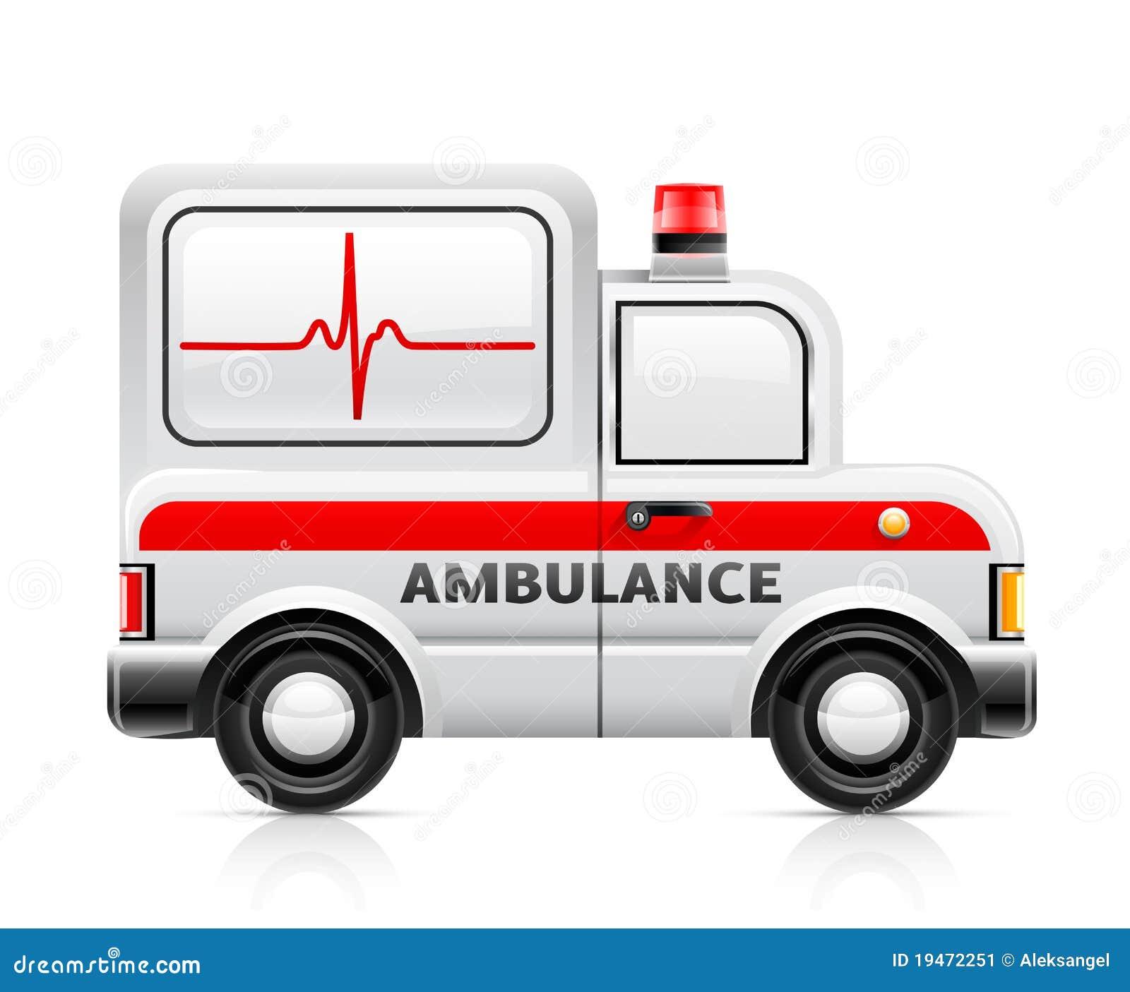 Véhicule d ambulance