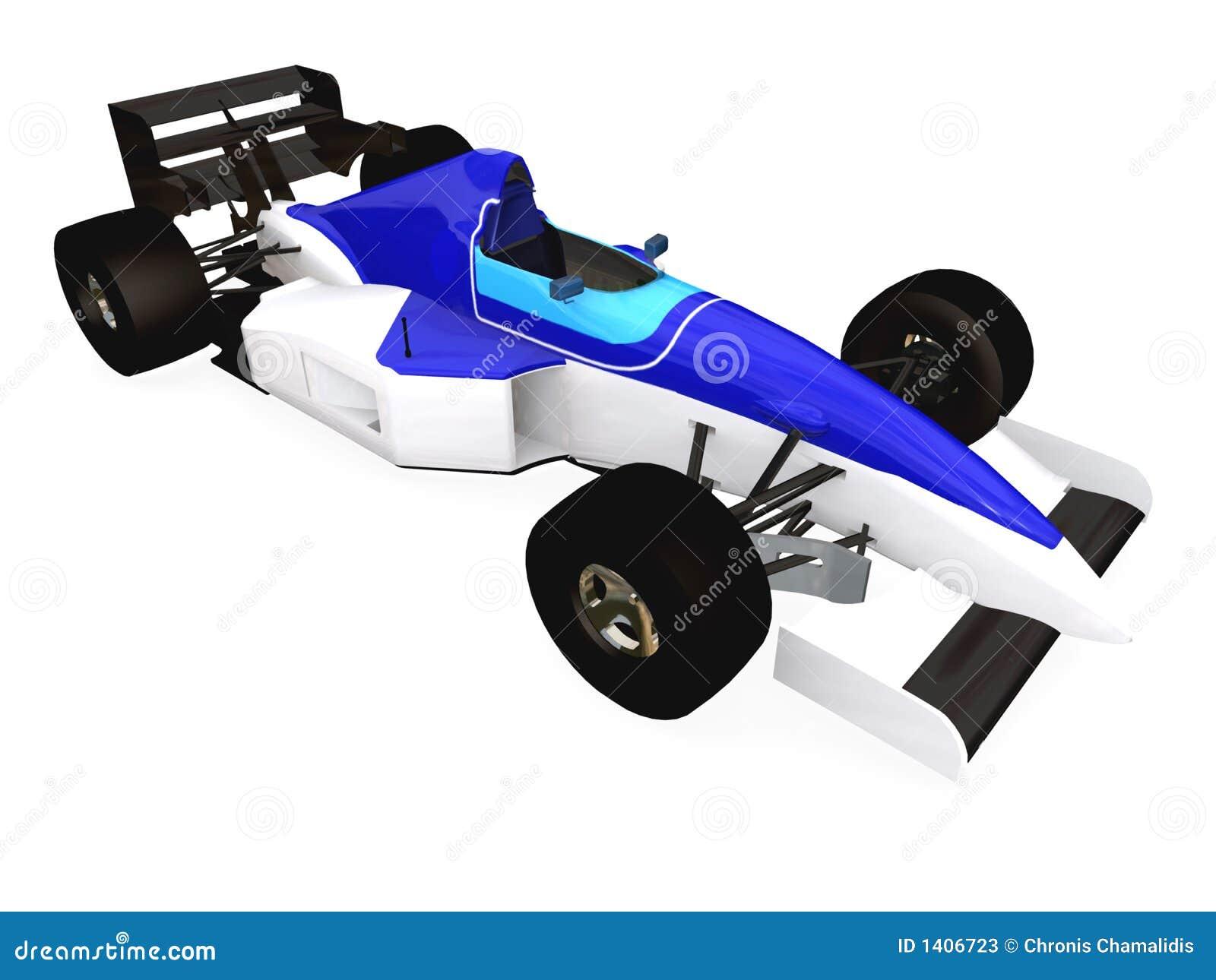 Véhicule d emballage du vert F1 vol. 3