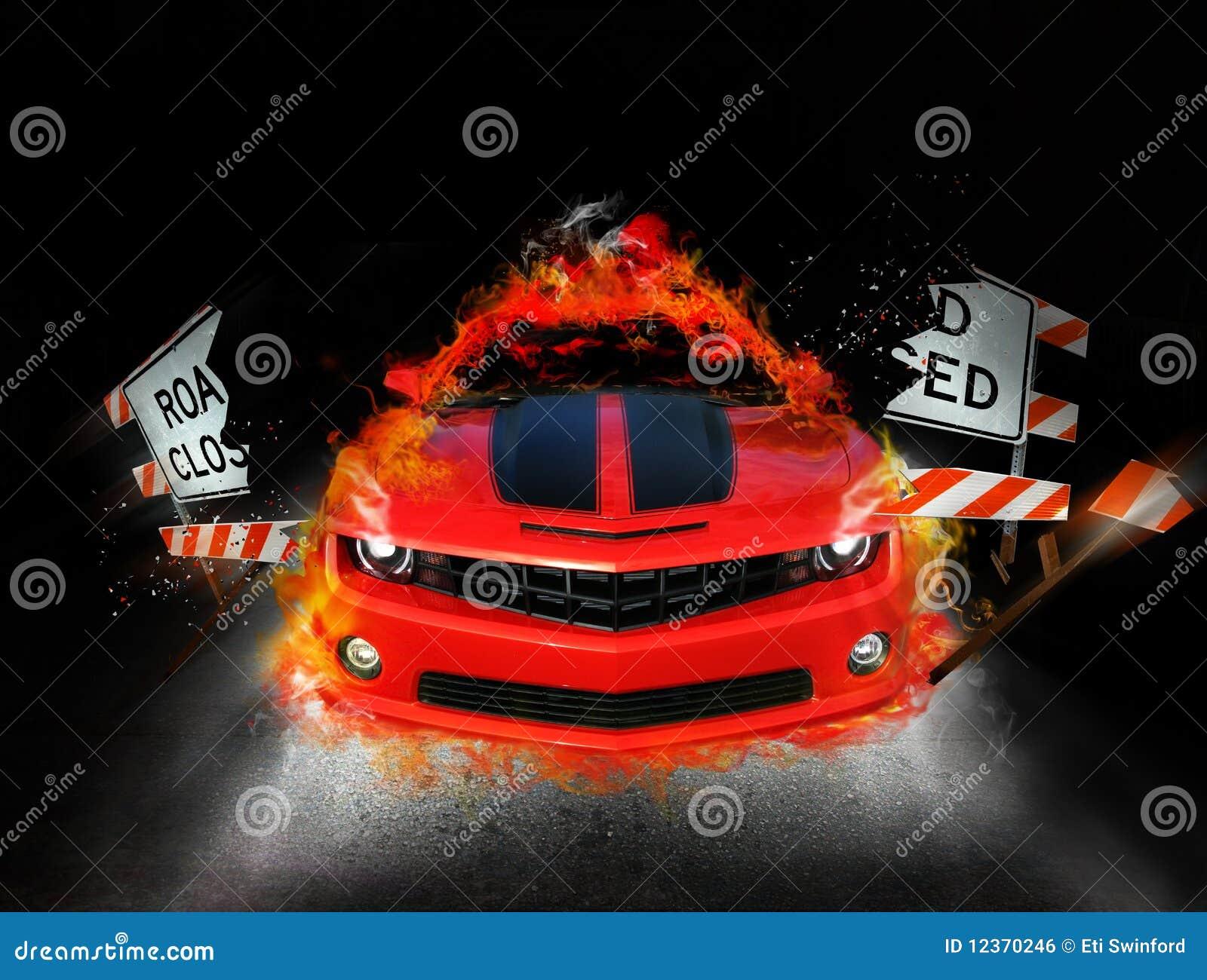 Véhicule d incendie