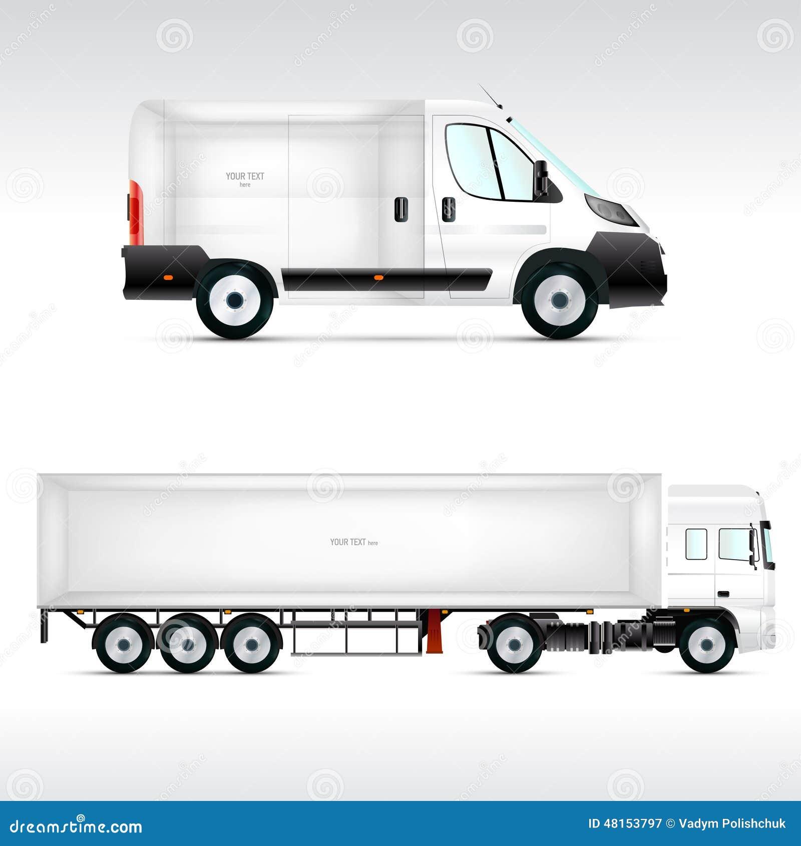 v hicule de calibre pour faire de la publicit stigmatiser ou identit d 39 entreprise camion. Black Bedroom Furniture Sets. Home Design Ideas