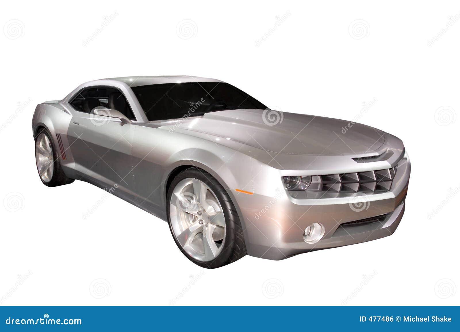 Véhicule de concept de Chevrolet Camaro
