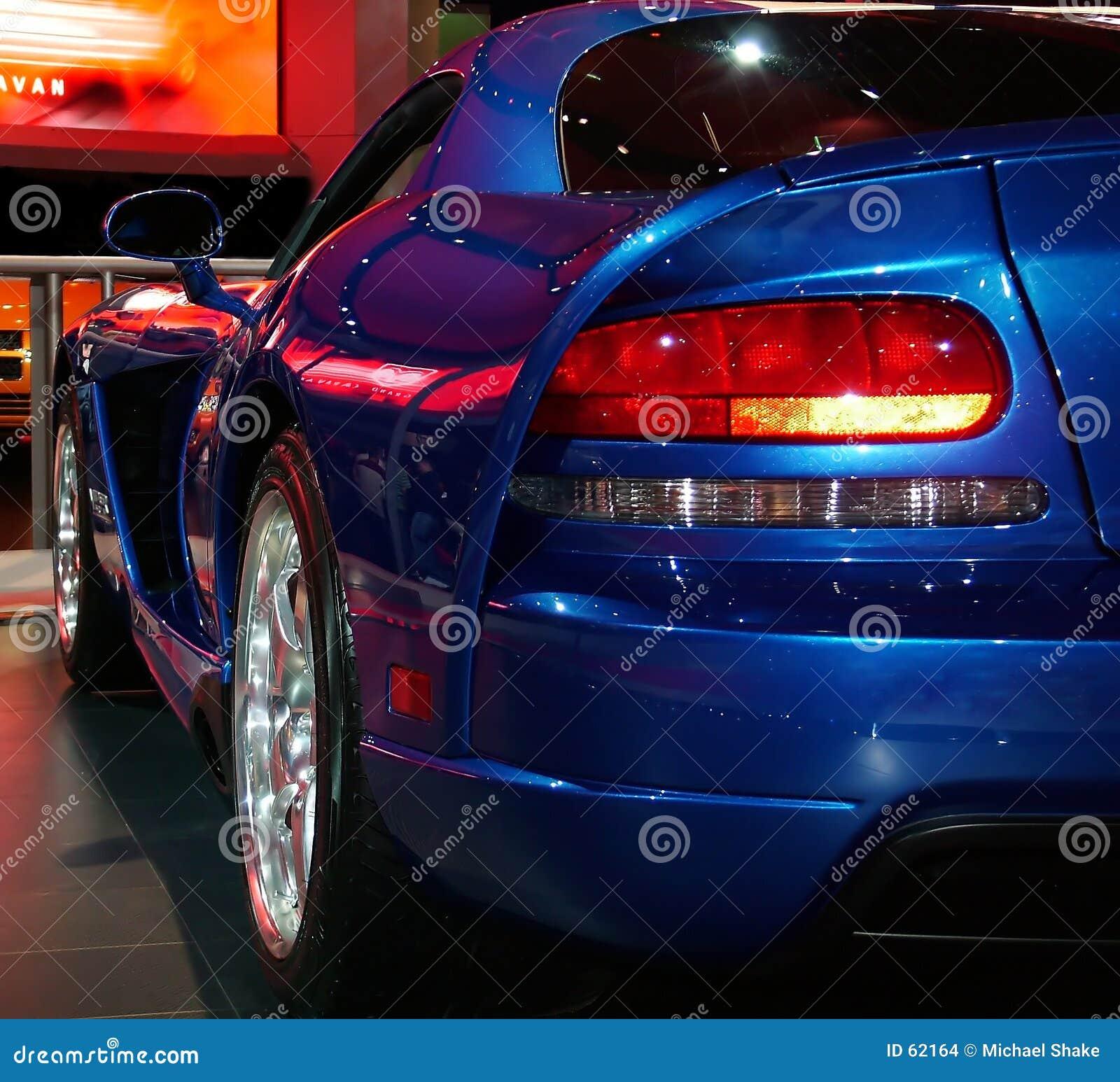 Download Véhicule de muscle photo stock. Image du automobile, véhicule - 62164