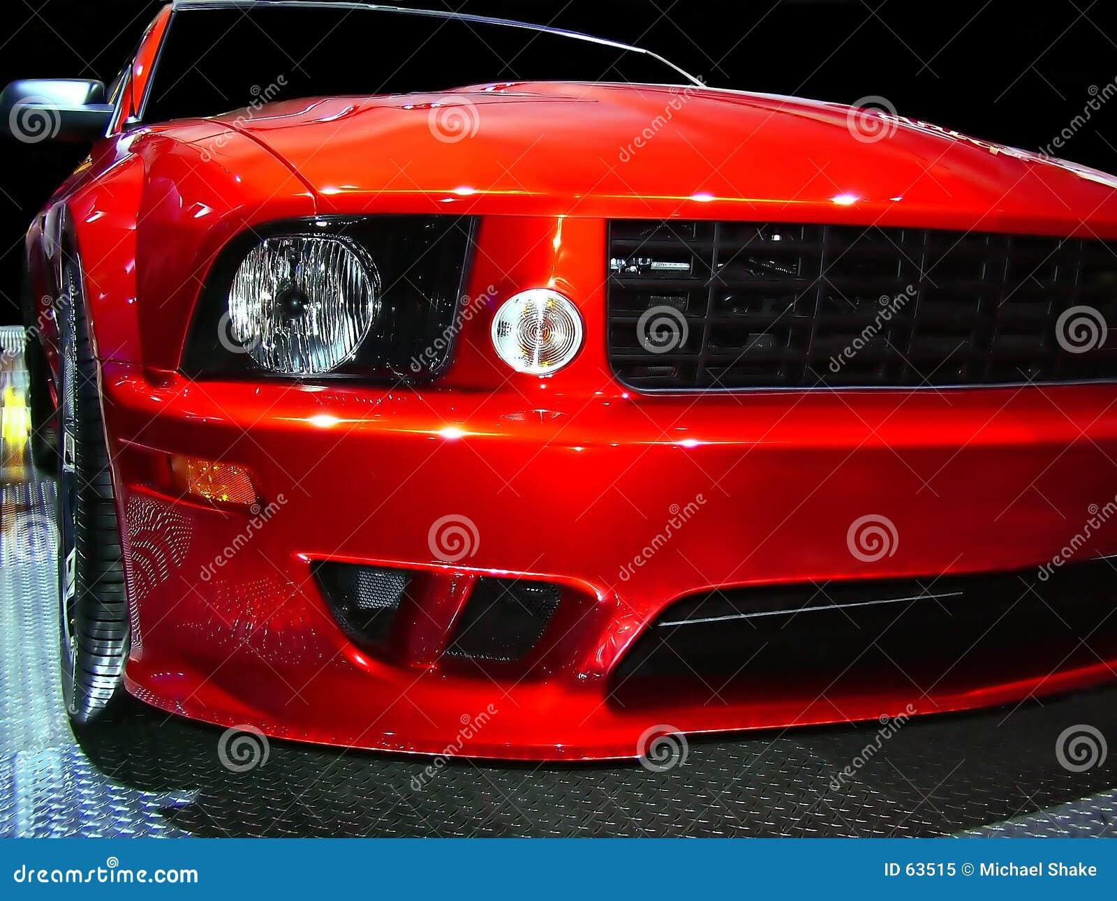 Download Véhicule De Muscle De Detroit Image stock - Image du véhicule, pneu: 63515
