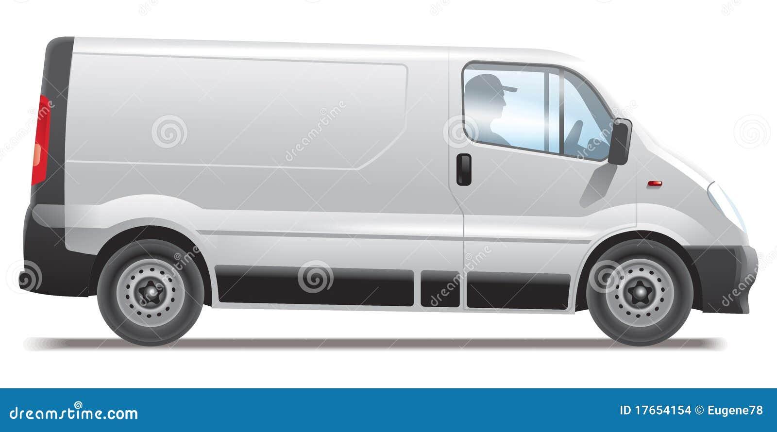 v hicule utilitaire illustration de vecteur illustration du automobile 17654154. Black Bedroom Furniture Sets. Home Design Ideas