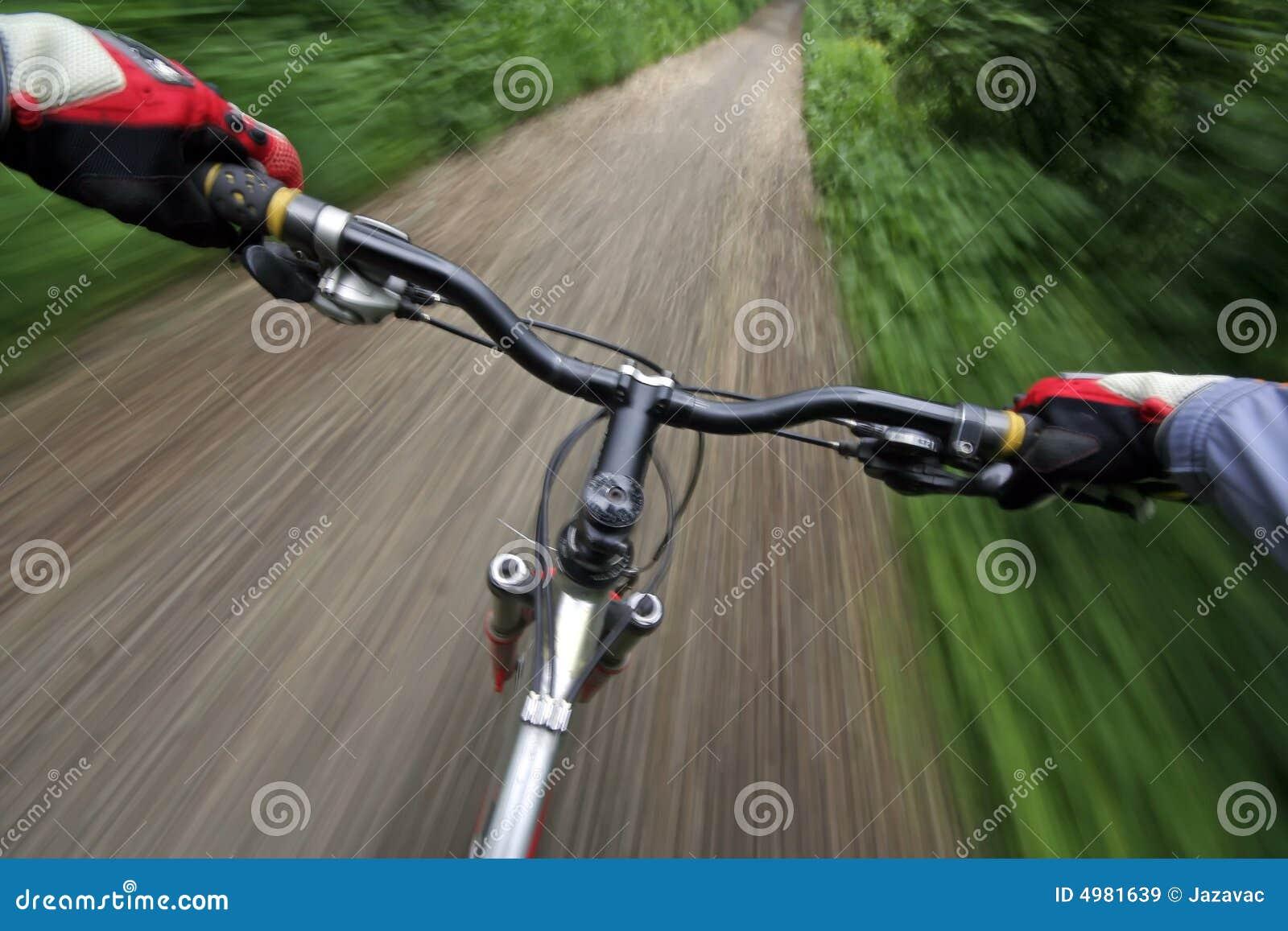 Vélo de conduite