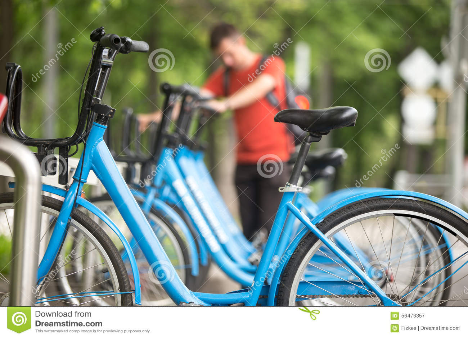 Vélos de loyer