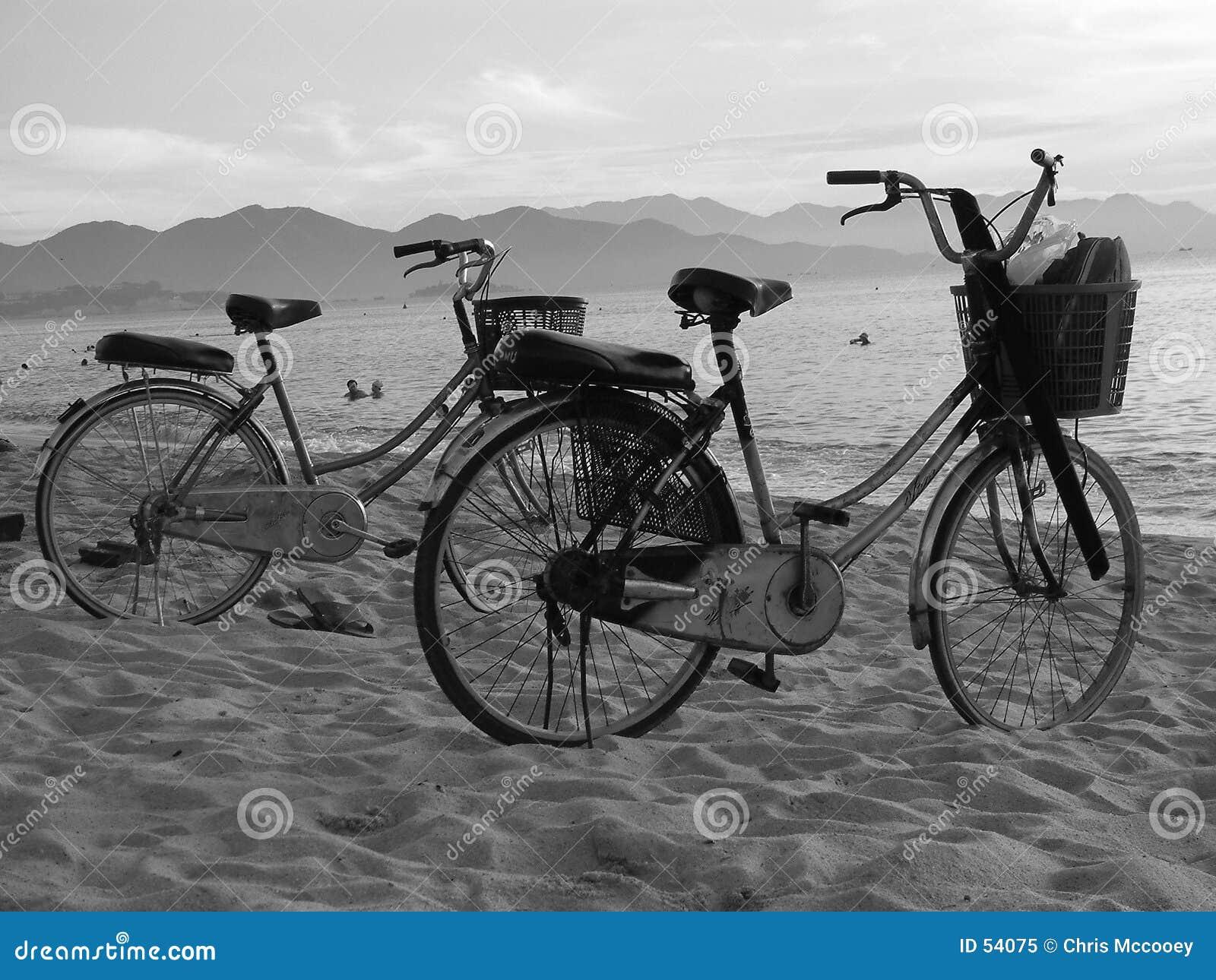Vélos de plage