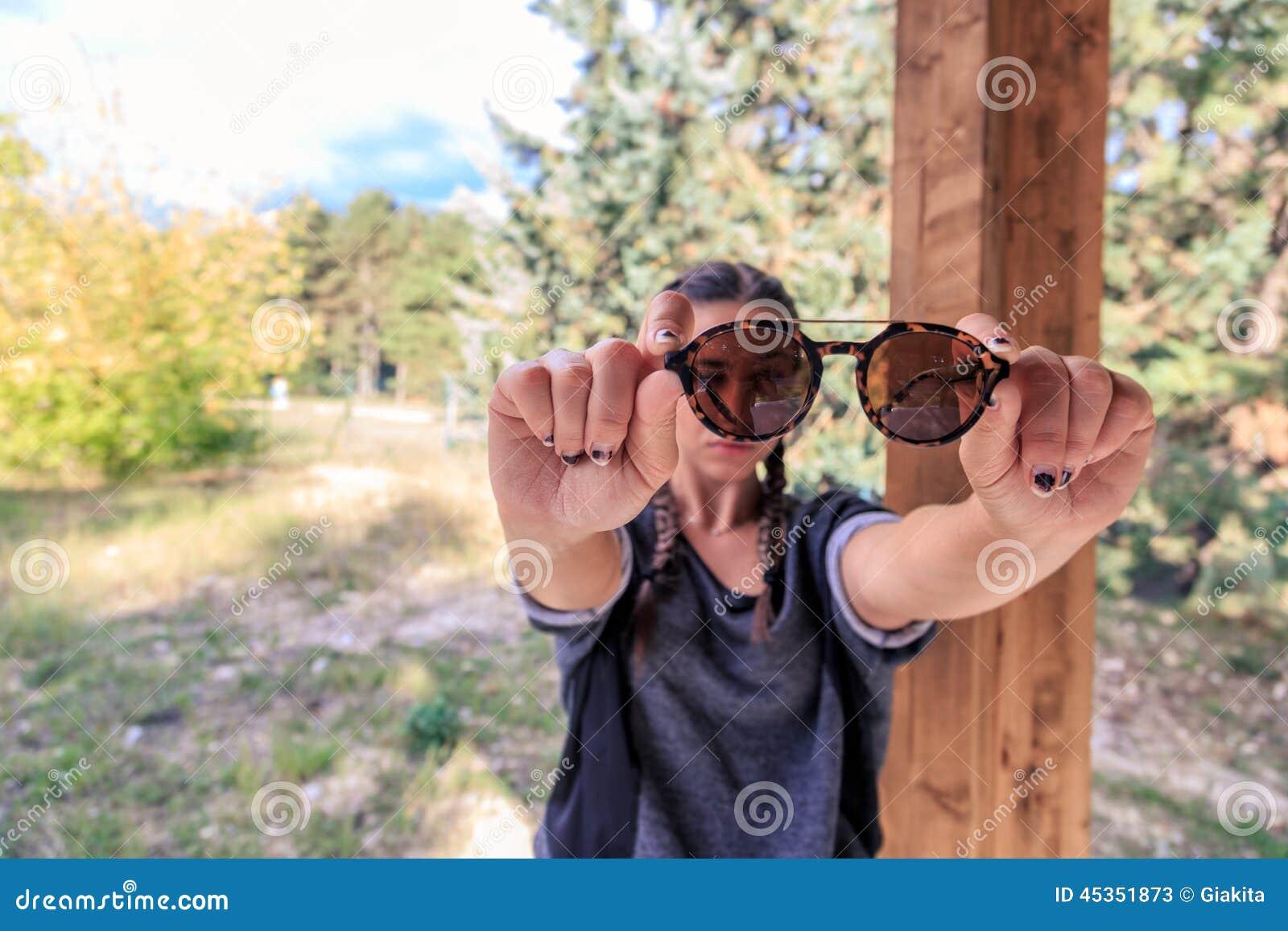Vérification des lunettes de soleil