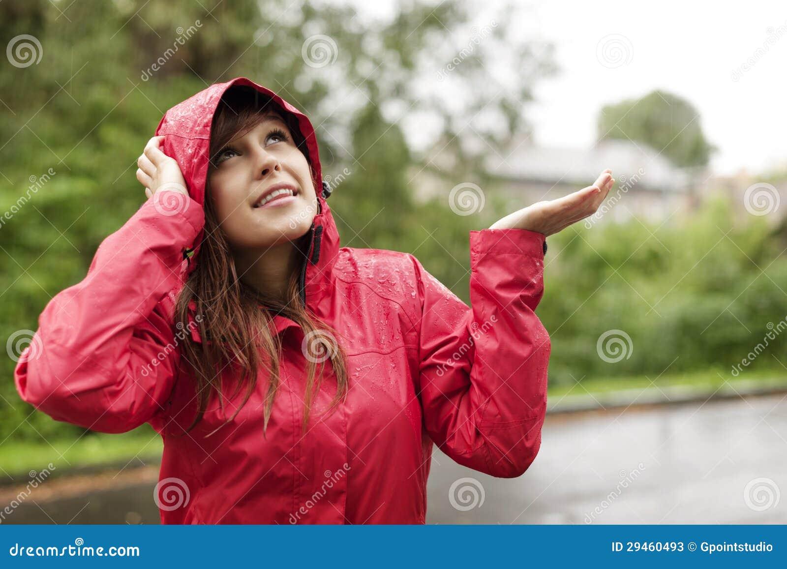 Vérification la pluie