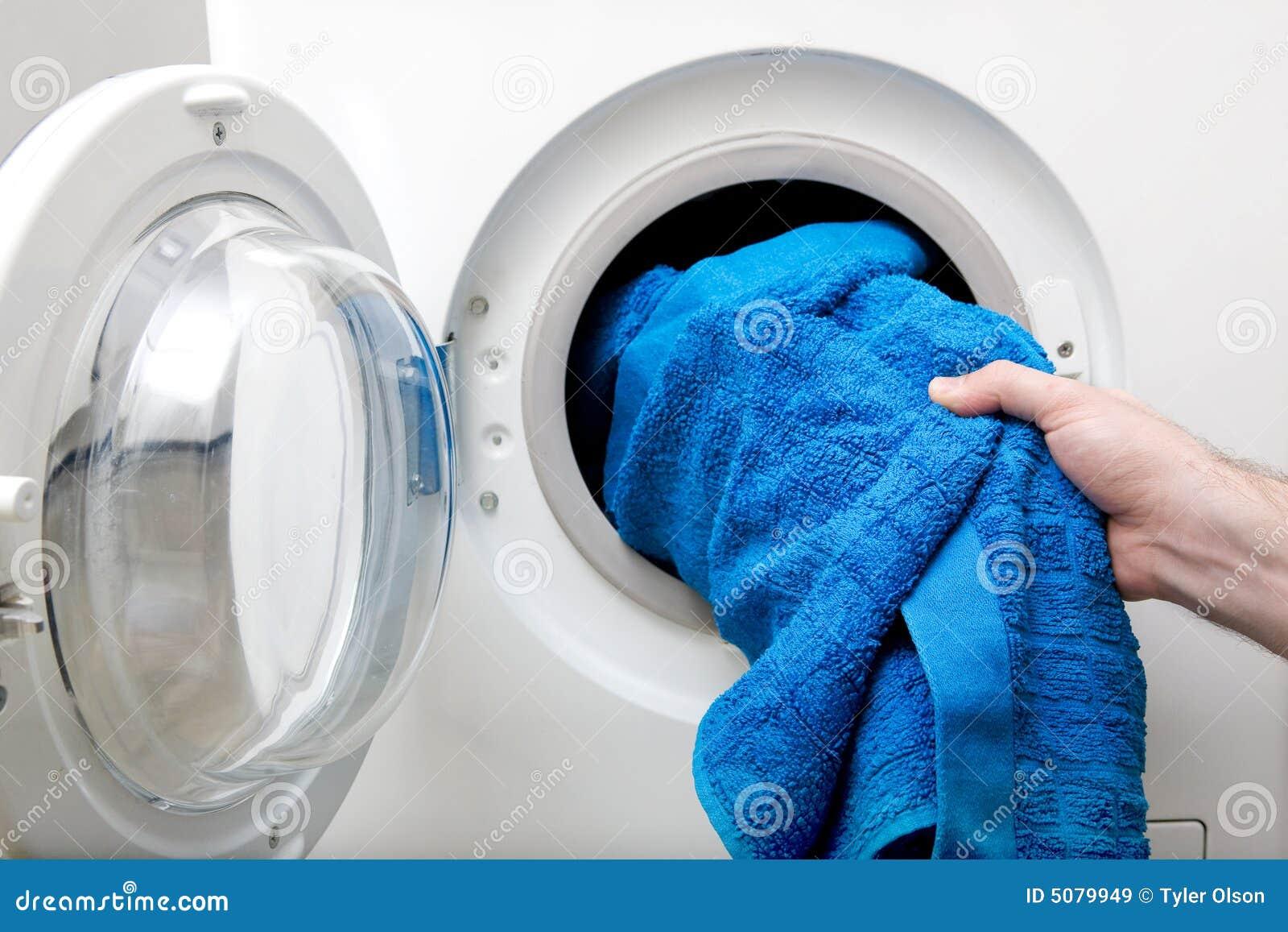 Vêtements de lavage