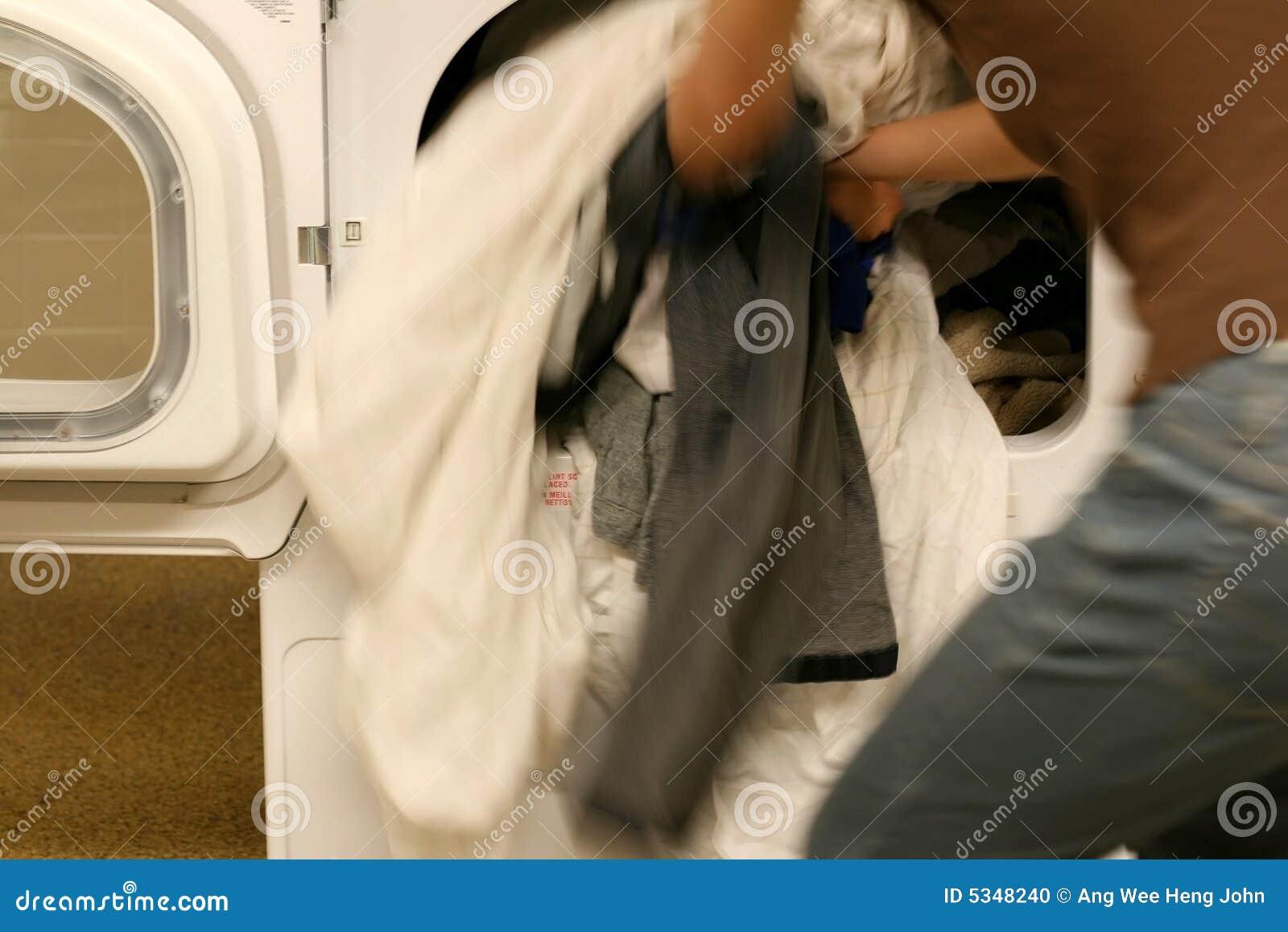 Vêtements de projection dans le dessiccateur