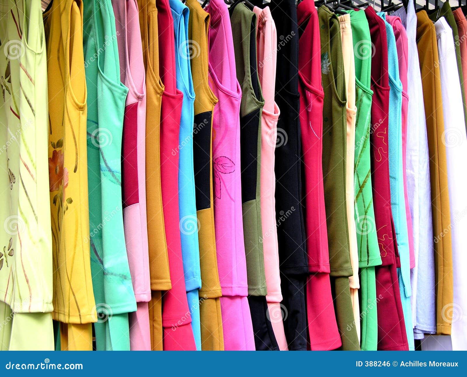Vêtements s arrêtants