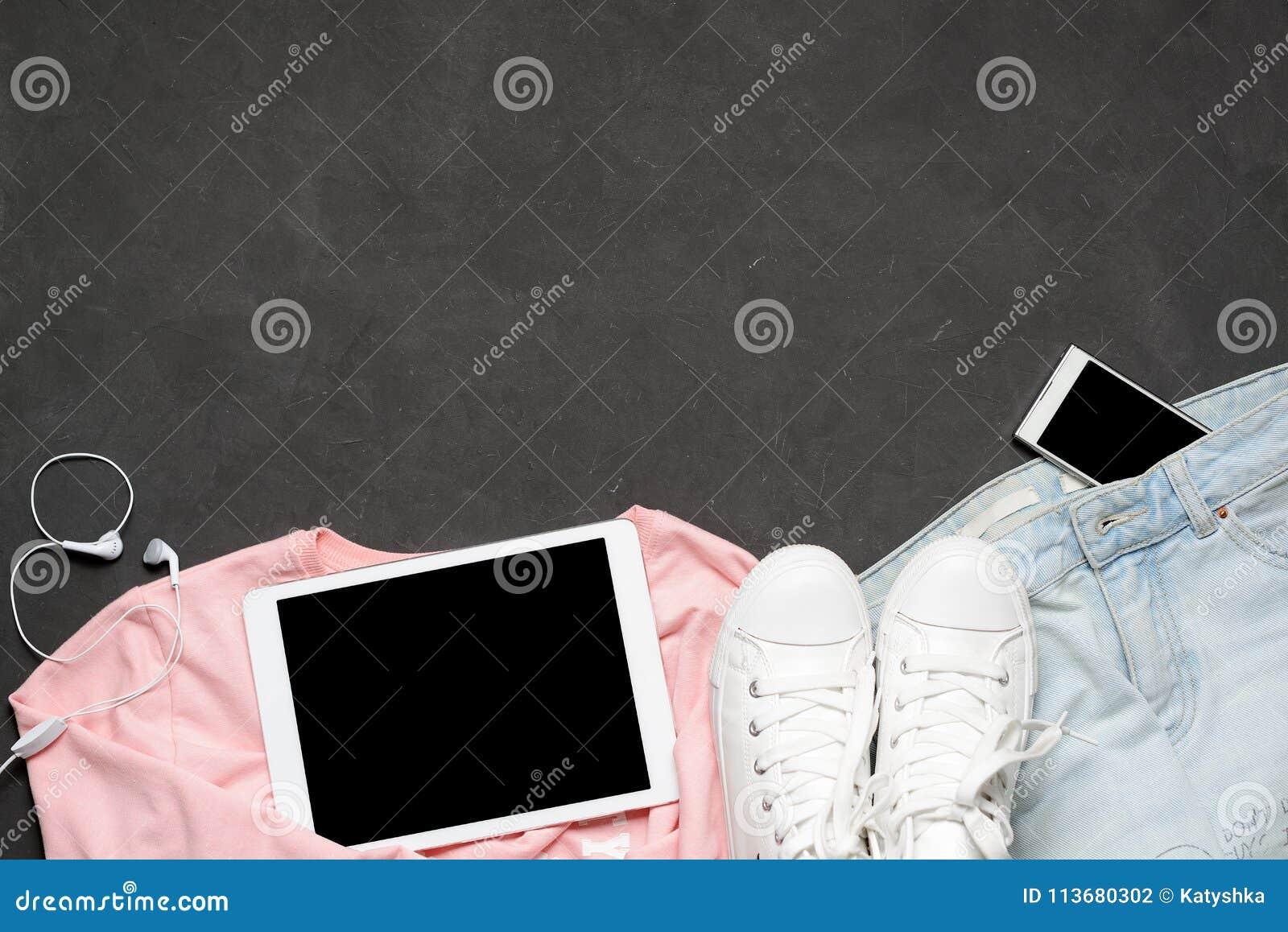 Sport De Réglés Rose Noir Blanc Vêtements Femme Mode Chemisier 1JKclF