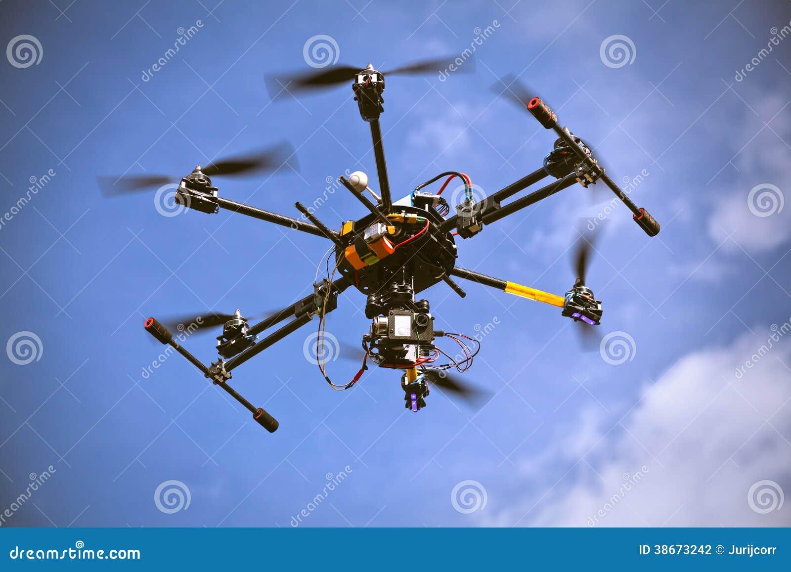 Vídeo de la película del abejón del helicóptero