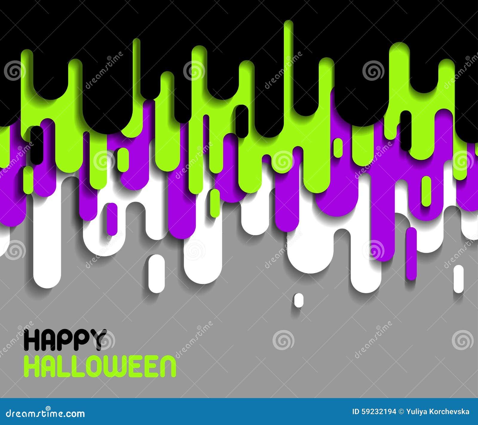 Download Víspera De Todos Los Santos Feliz Ilustración del Vector - Ilustración de cartel, gota: 59232194