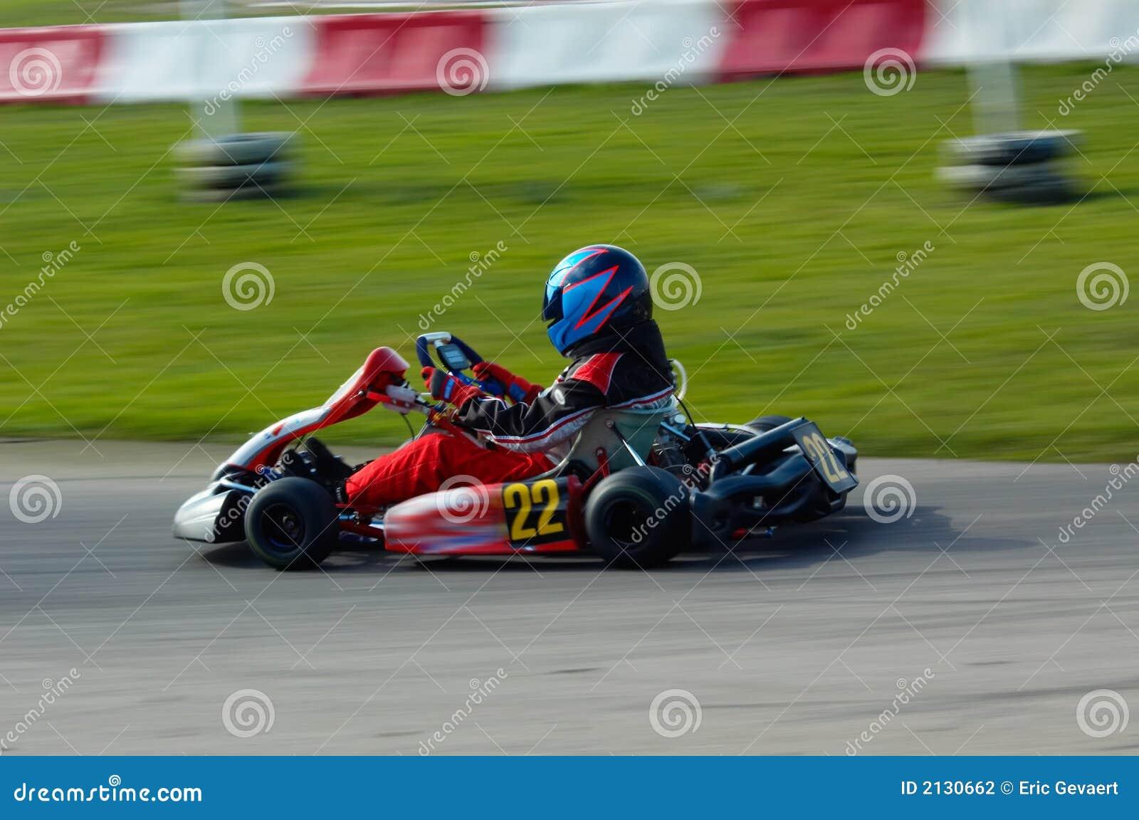 Va la corsa del kart